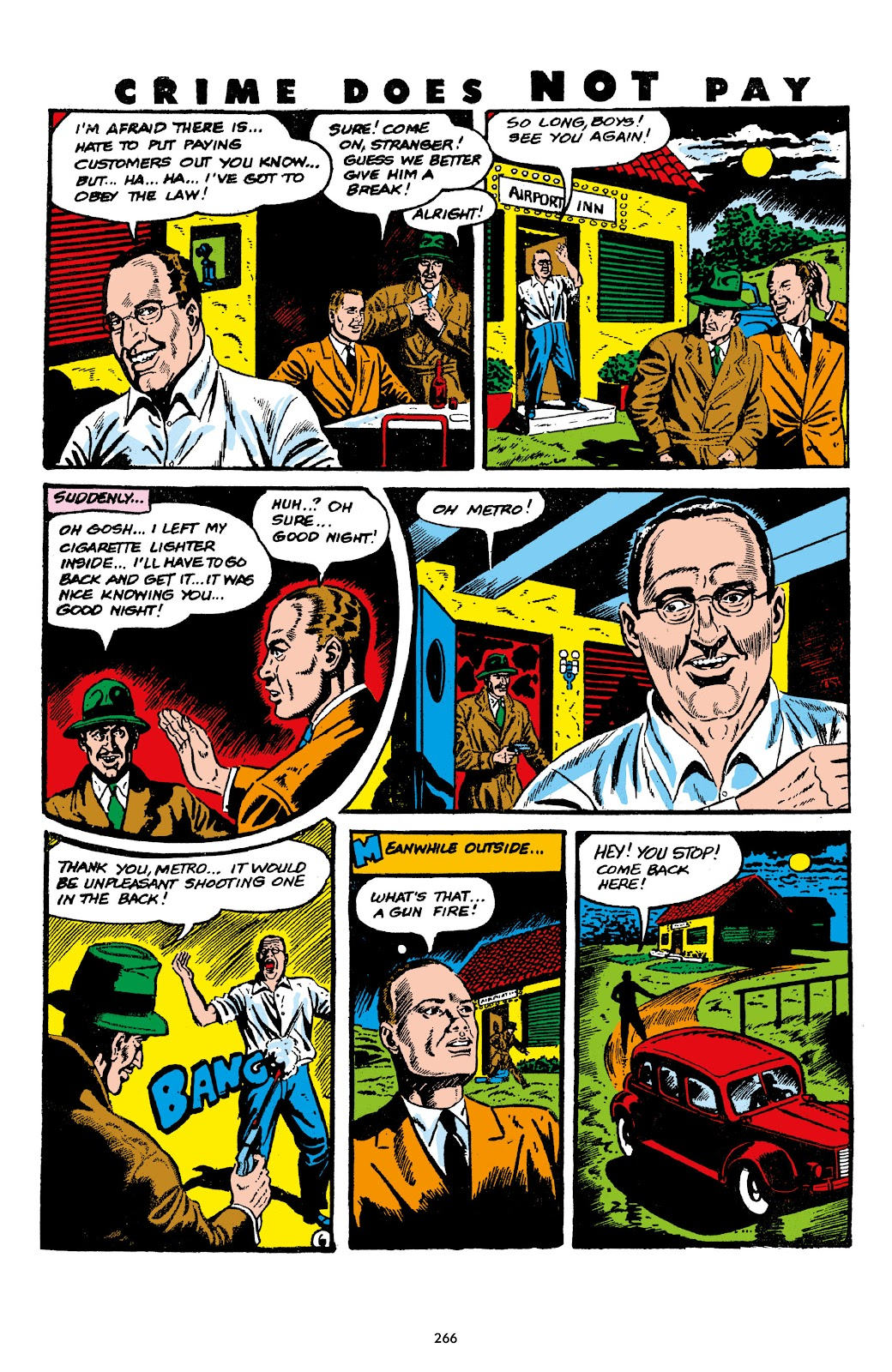 Read online Crime Does Not Pay Archives comic -  Issue # TPB 7 (Part 3) - 67