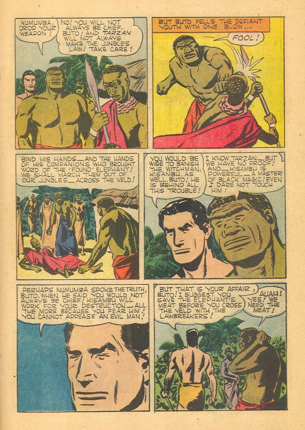 Tarzan (1948) issue 125 - Page 7