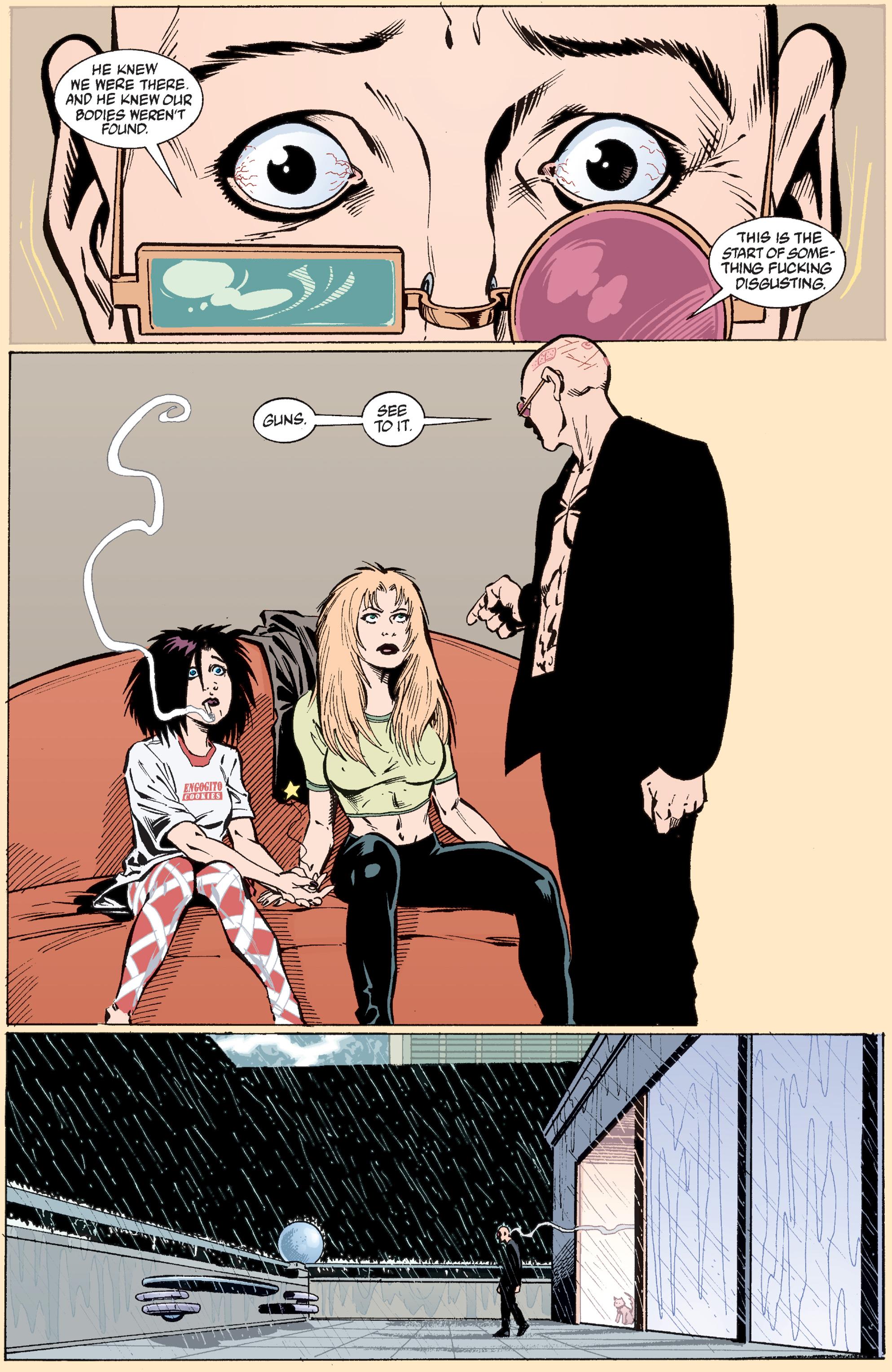 Read online Transmetropolitan comic -  Issue #30 - 22