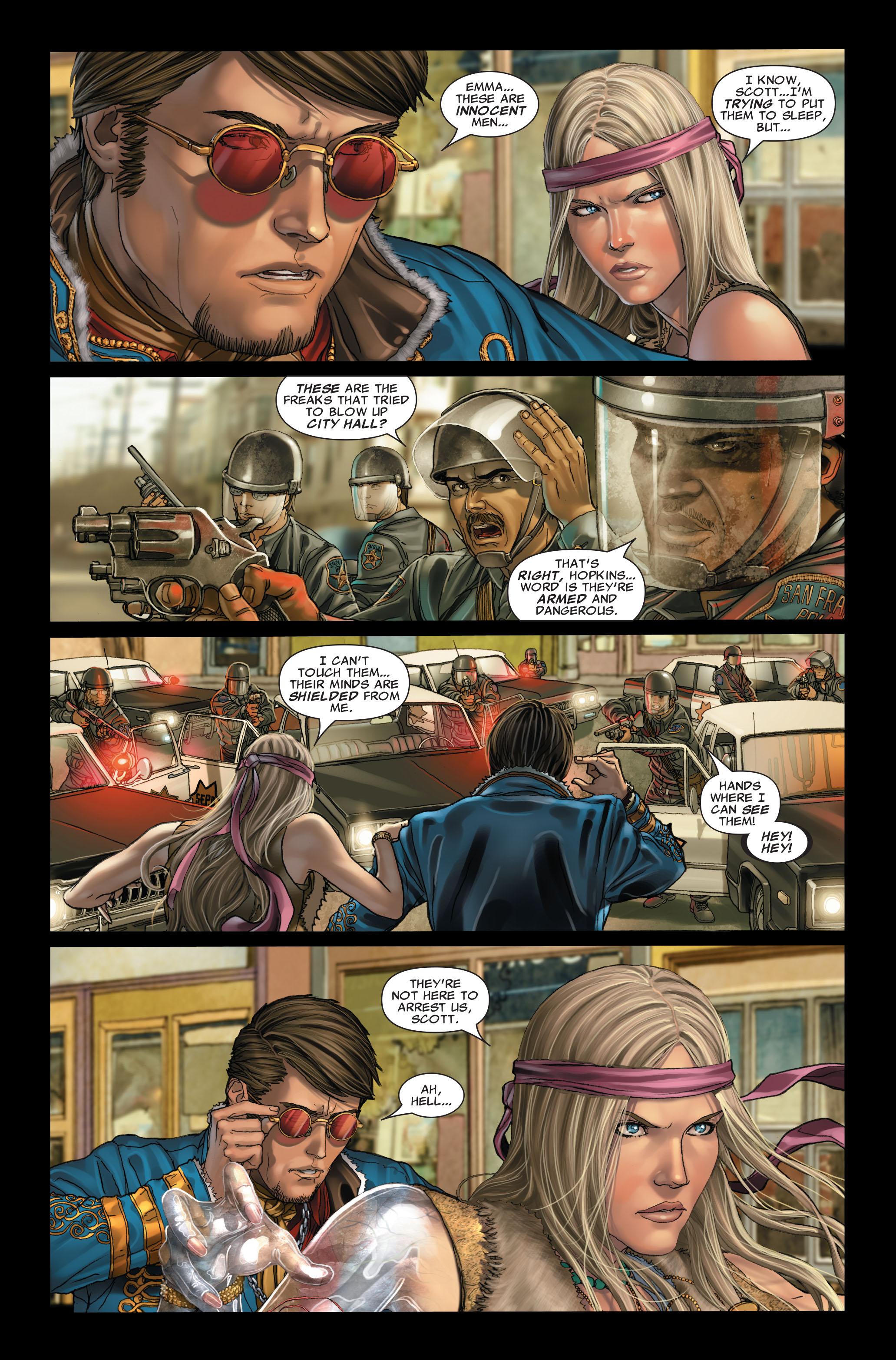 Read online Uncanny X-Men (1963) comic -  Issue #497 - 19