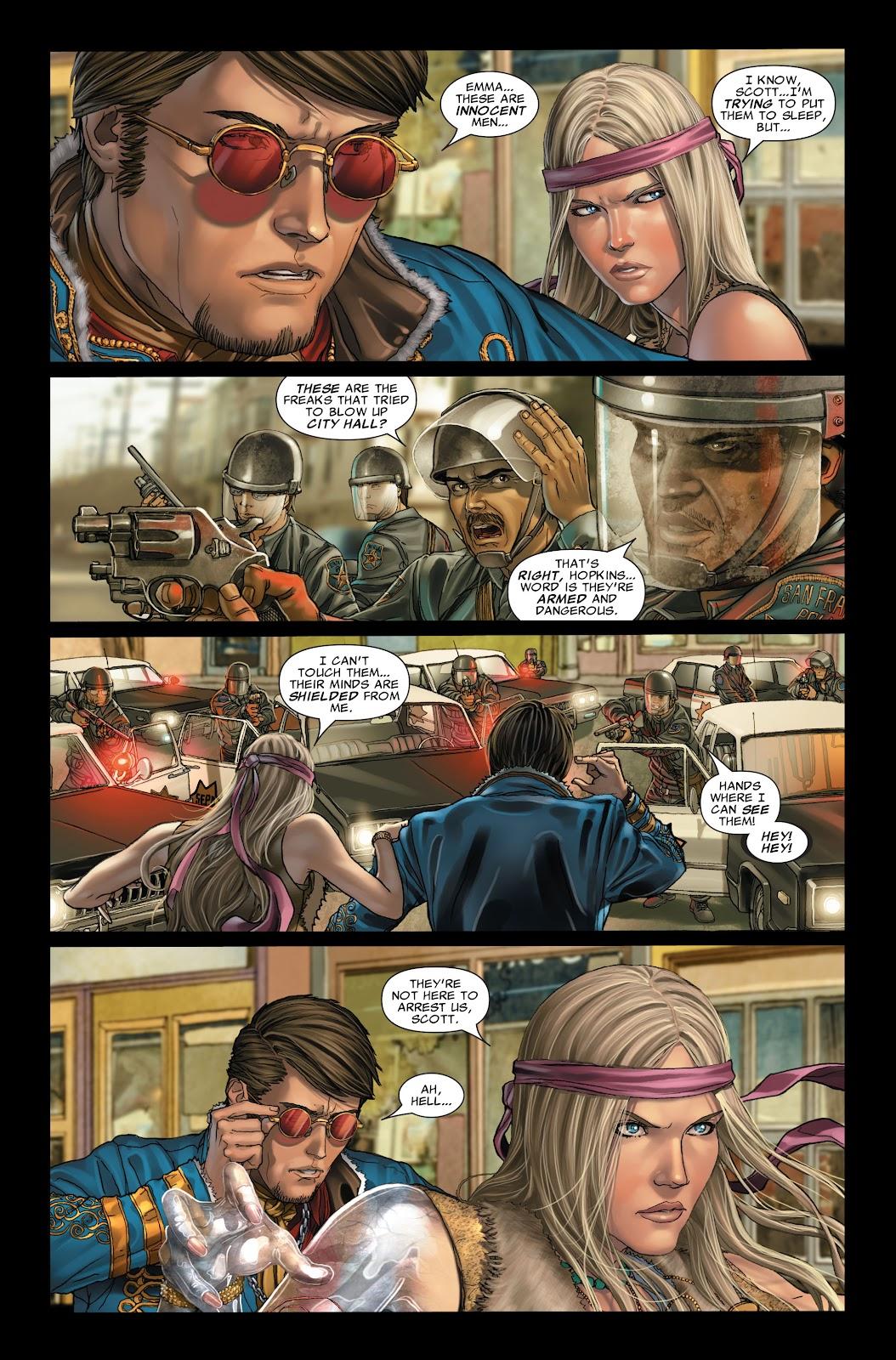 Uncanny X-Men (1963) issue 497 - Page 19