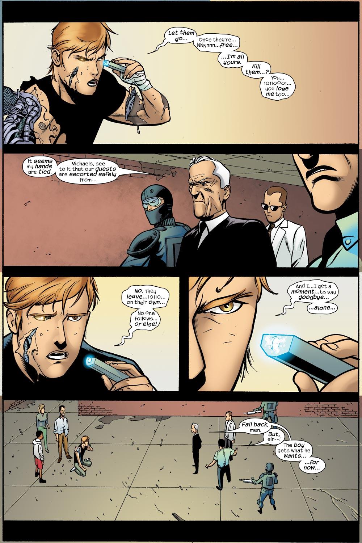 Read online Machine Teen comic -  Issue #5 - 18