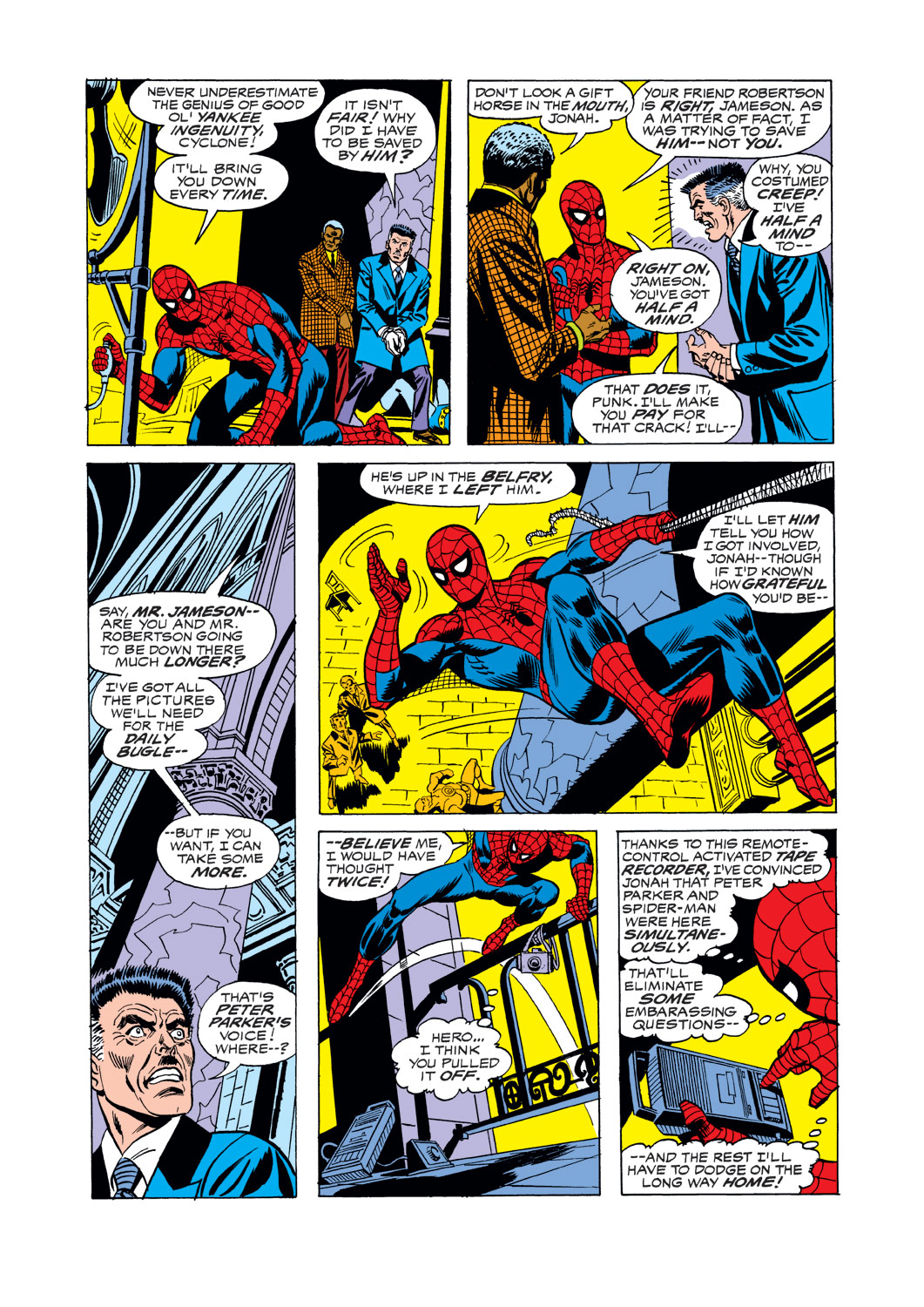 The Amazing Spider-Man (1963) 144 Page 16