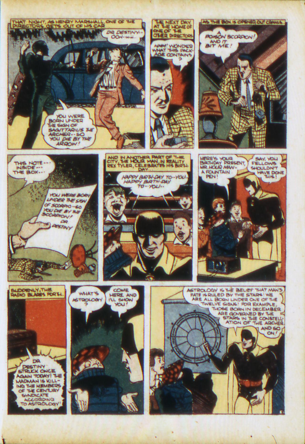 Read online Adventure Comics (1938) comic -  Issue #71 - 42