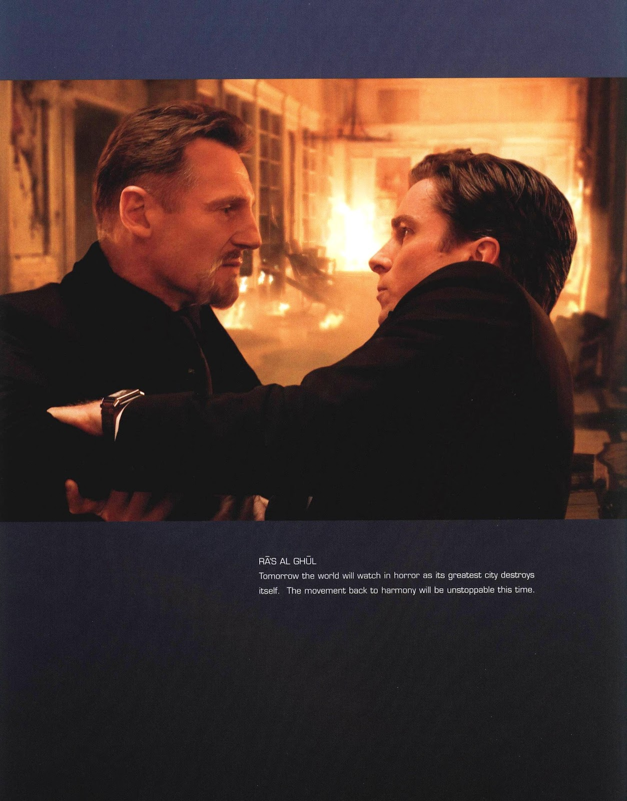 Read online Batman Begins: The Official Movie Guide comic -  Issue # TPB (Part 2) - 36