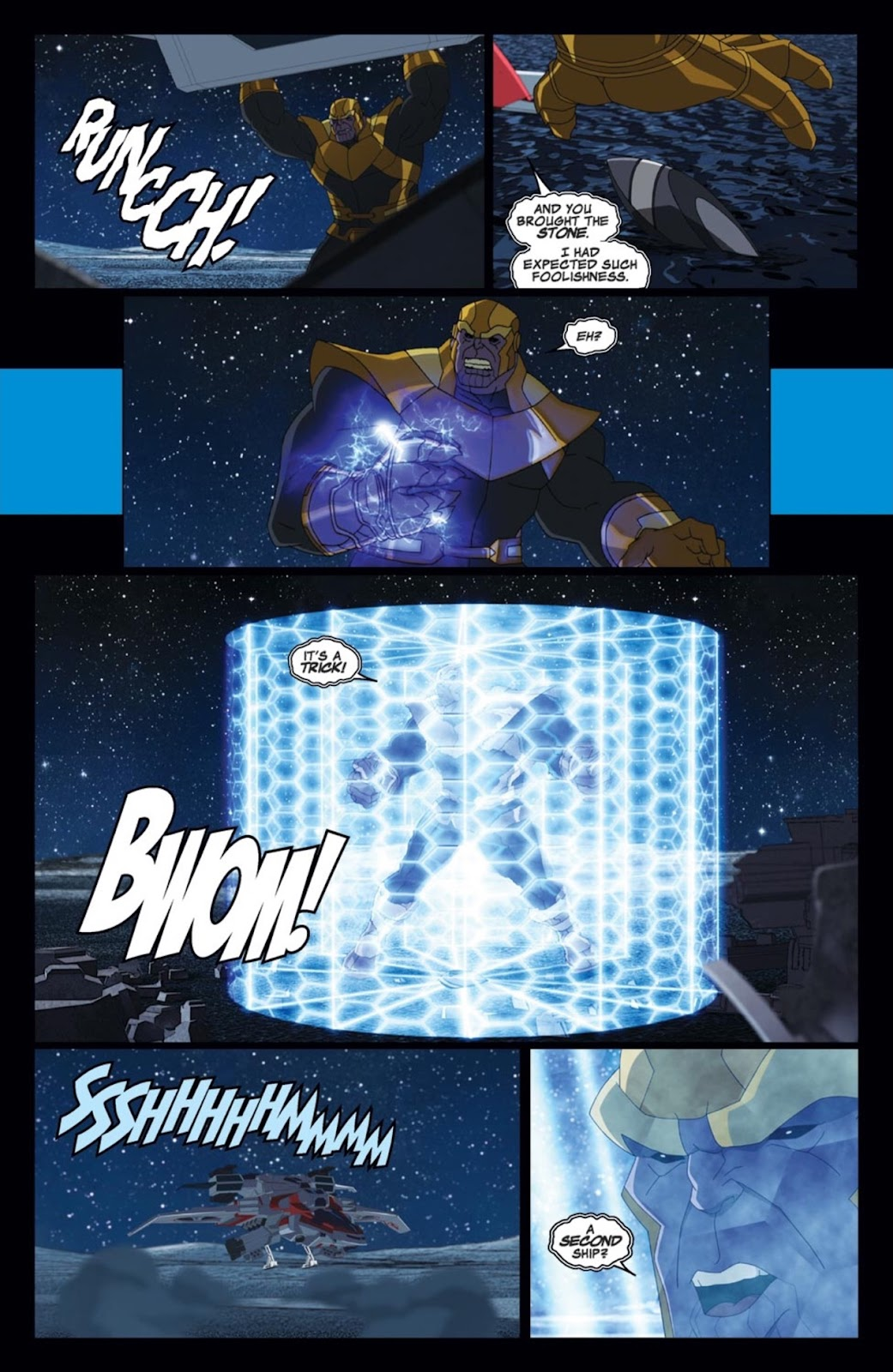 Read online Marvel Universe Avengers Assemble Season 2 comic -  Issue #2 - 8