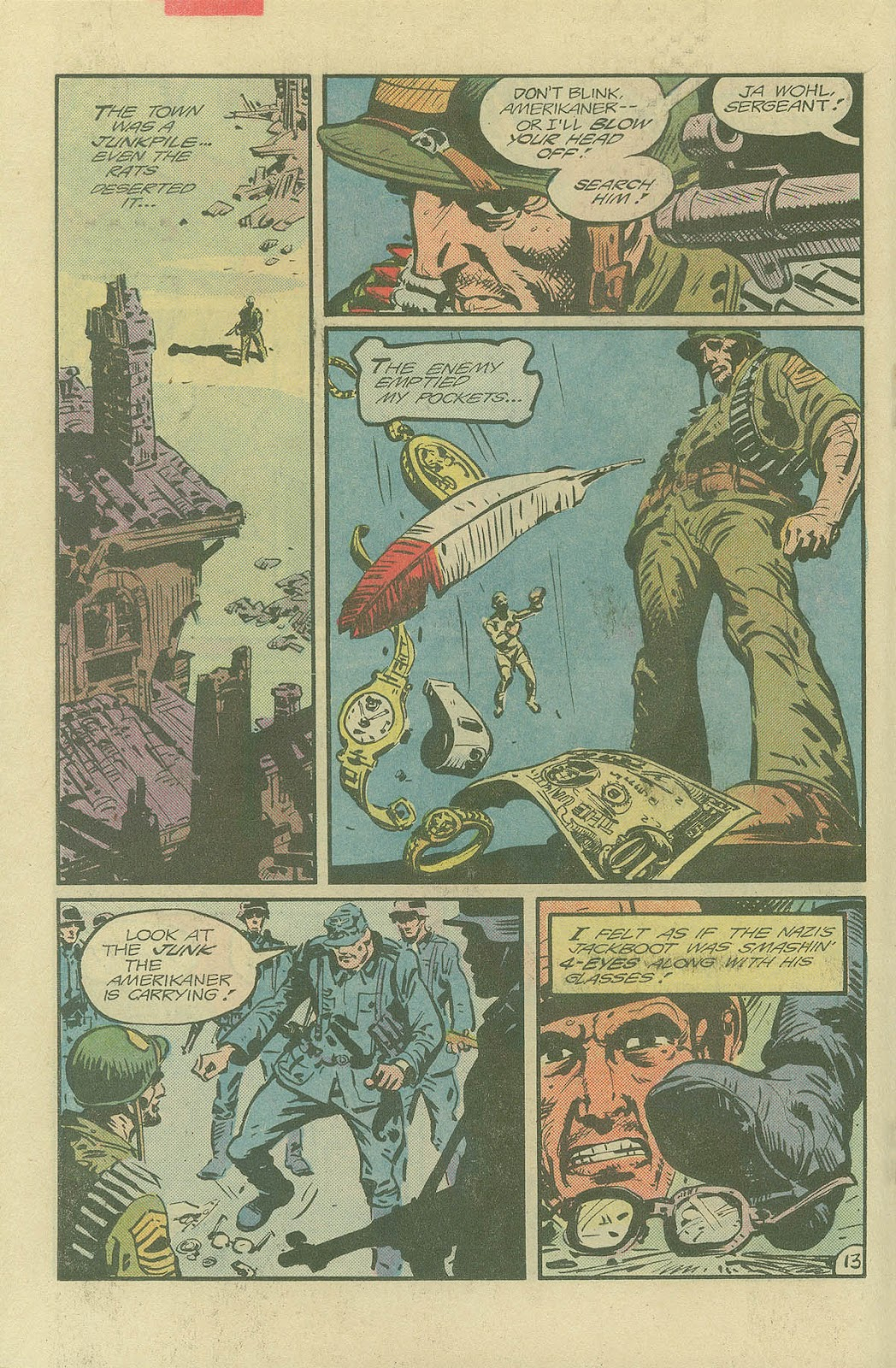 Sgt. Rock issue 389 - Page 13