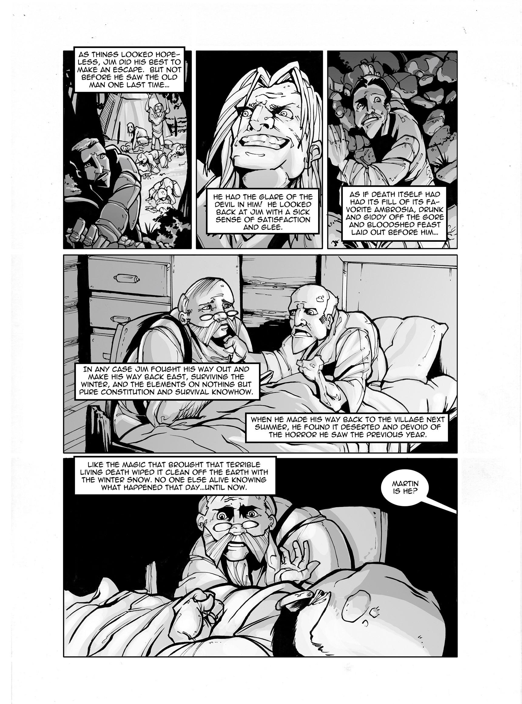 Read online FUBAR comic -  Issue #3 - 193