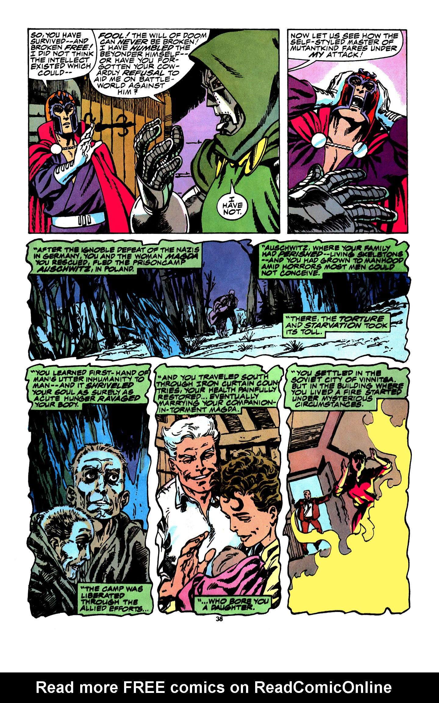 Read online X-Factor (1986) comic -  Issue # _ Annual 4 - 34