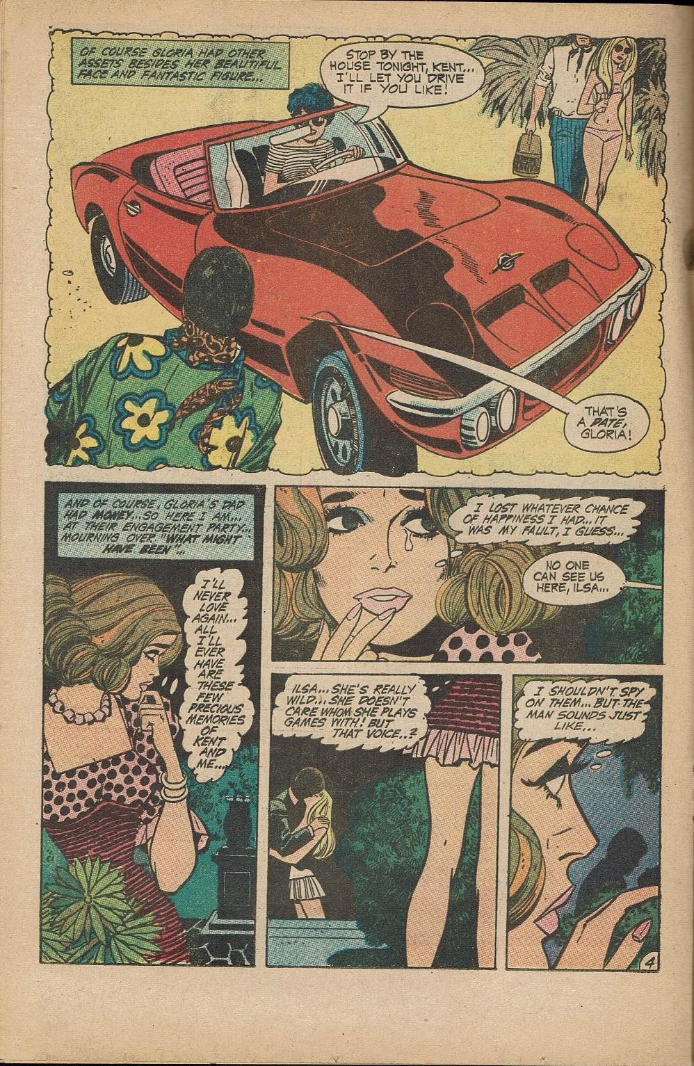 Read online Secret Hearts comic -  Issue #151 - 20