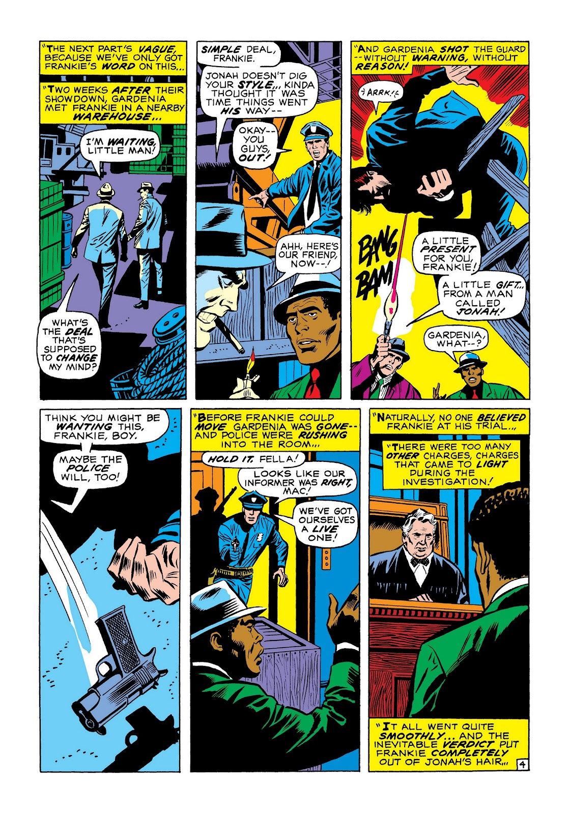Read online Marvel Masterworks: The Invincible Iron Man comic -  Issue # TPB 7 (Part 3) - 73
