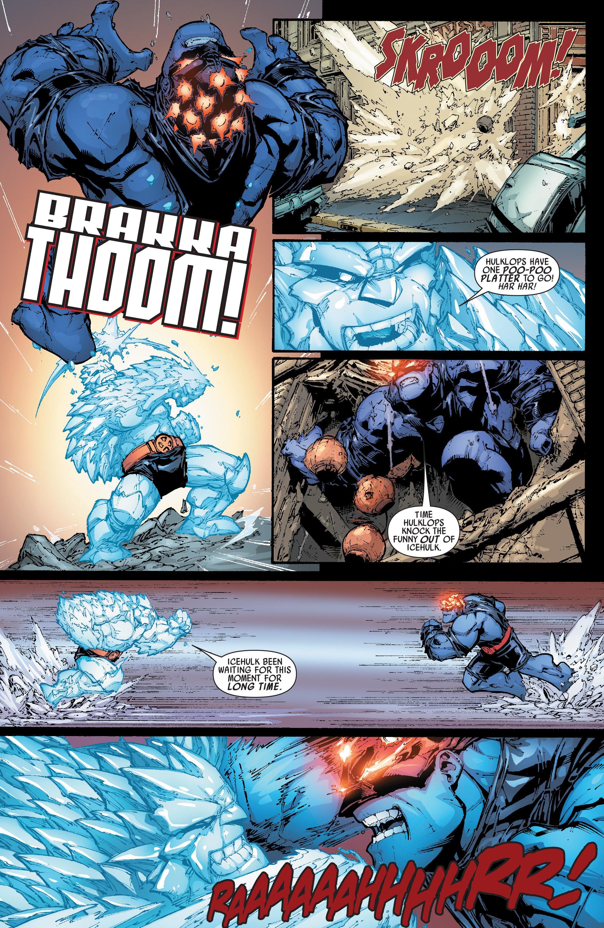 Read online World War Hulks: Spider-Man vs. Thor comic -  Issue #2 - 28