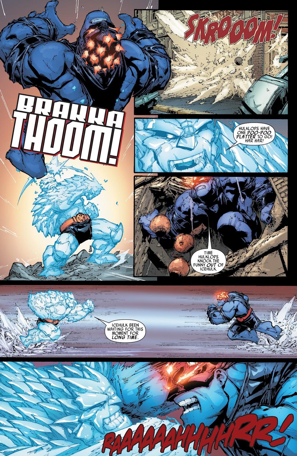 World War Hulks: Spider-Man vs. Thor Issue #2 #2 - English 28