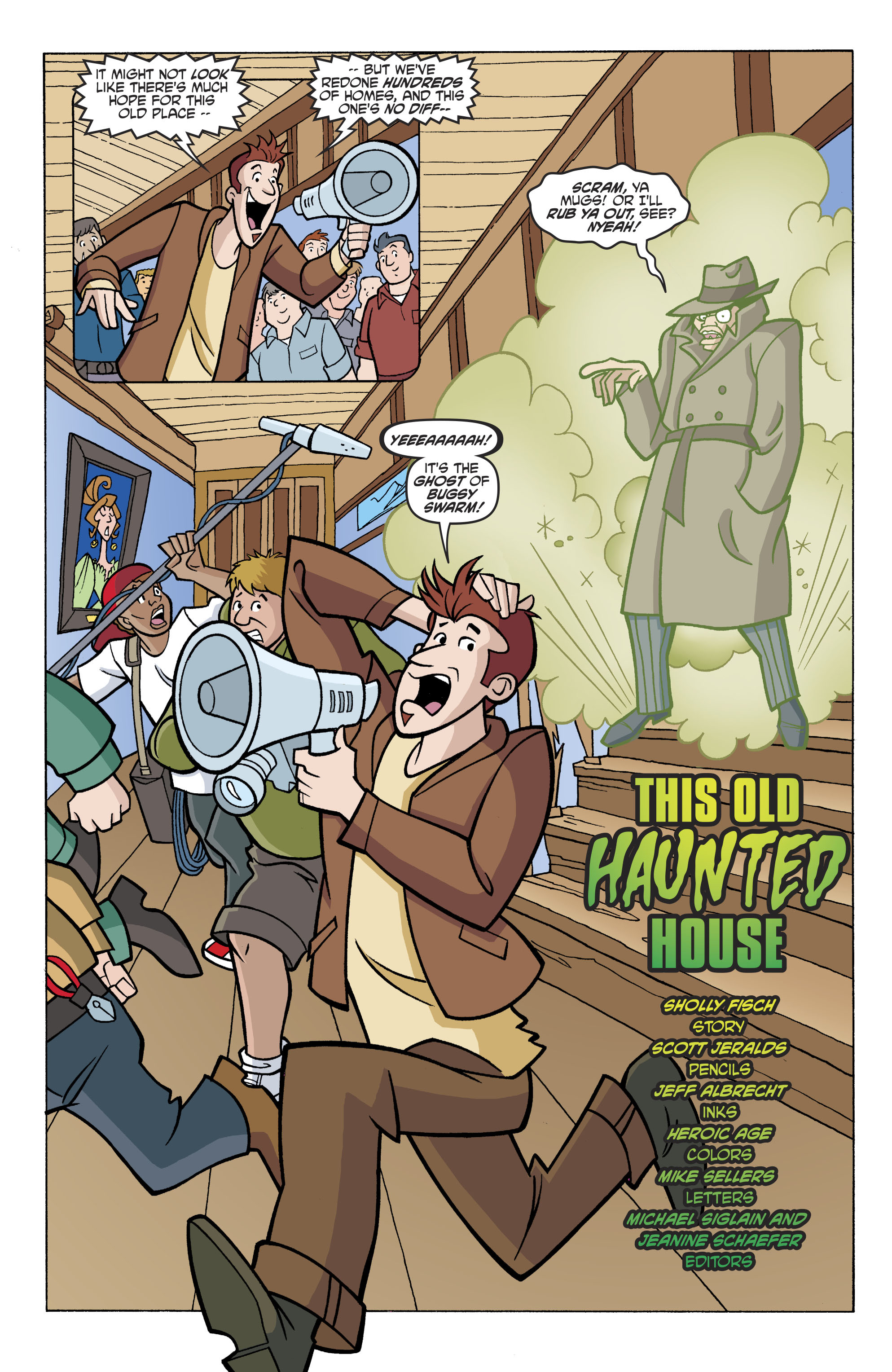 Read online Scooby-Doo: Where Are You? comic -  Issue #81 - 15