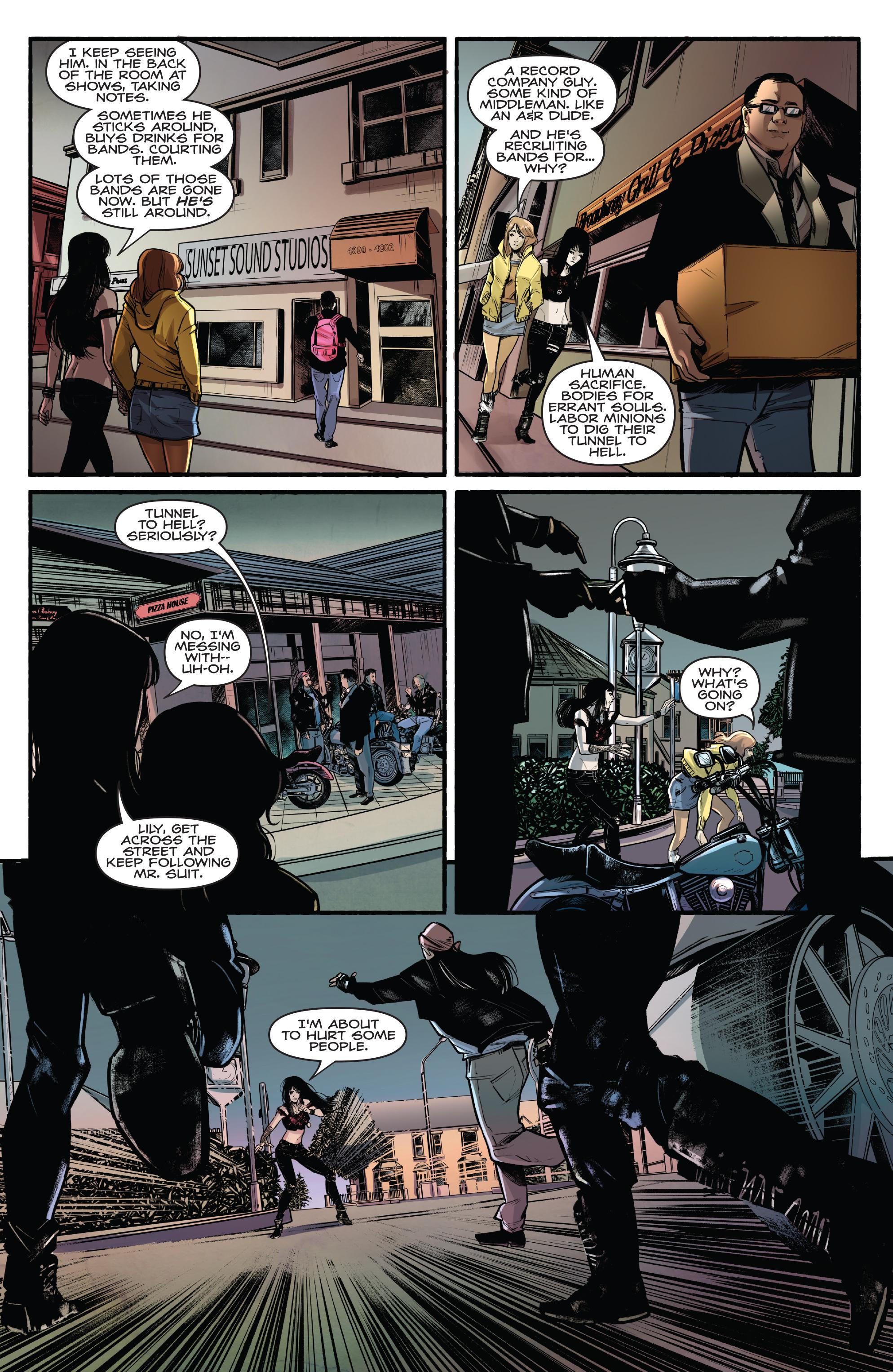 Read online Kiss/Vampirella comic -  Issue #1 - 23