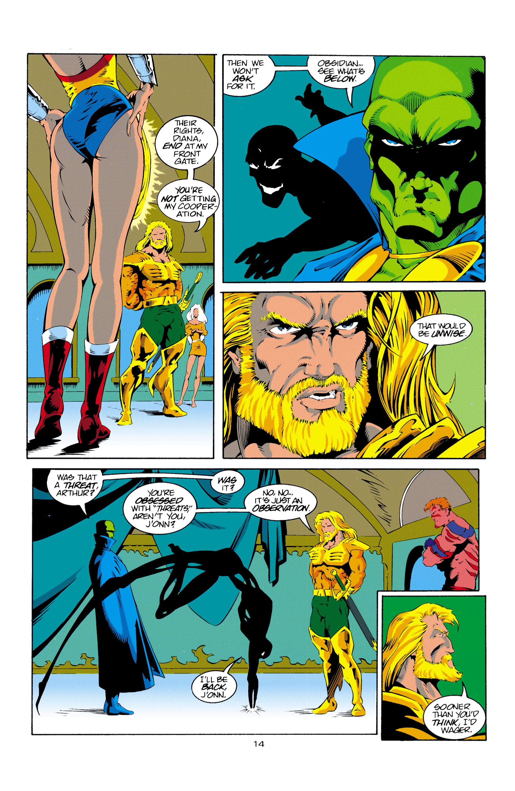 Read online Aquaman (1994) comic -  Issue #16 - 15