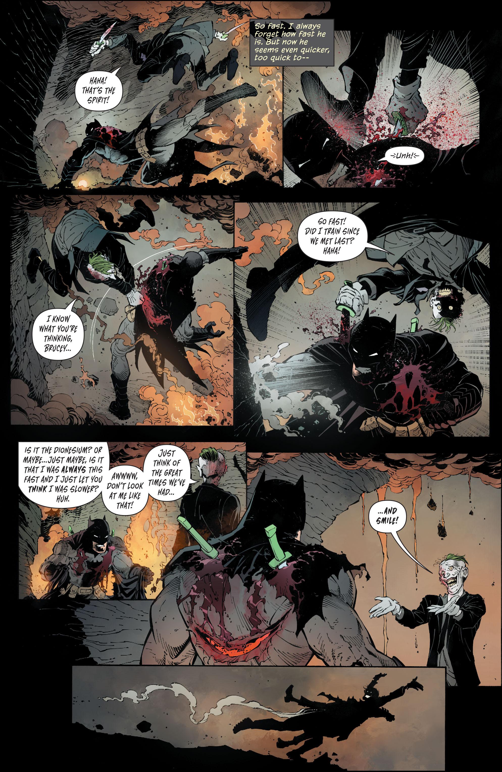 Read online Batman (2011) comic -  Issue # _TPB 7 - 136