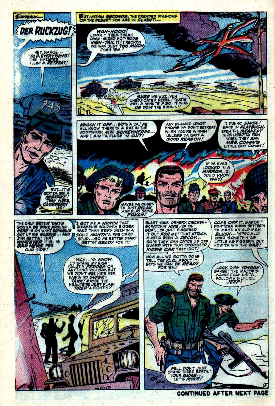 Read online Sgt. Fury comic -  Issue #43 - 12