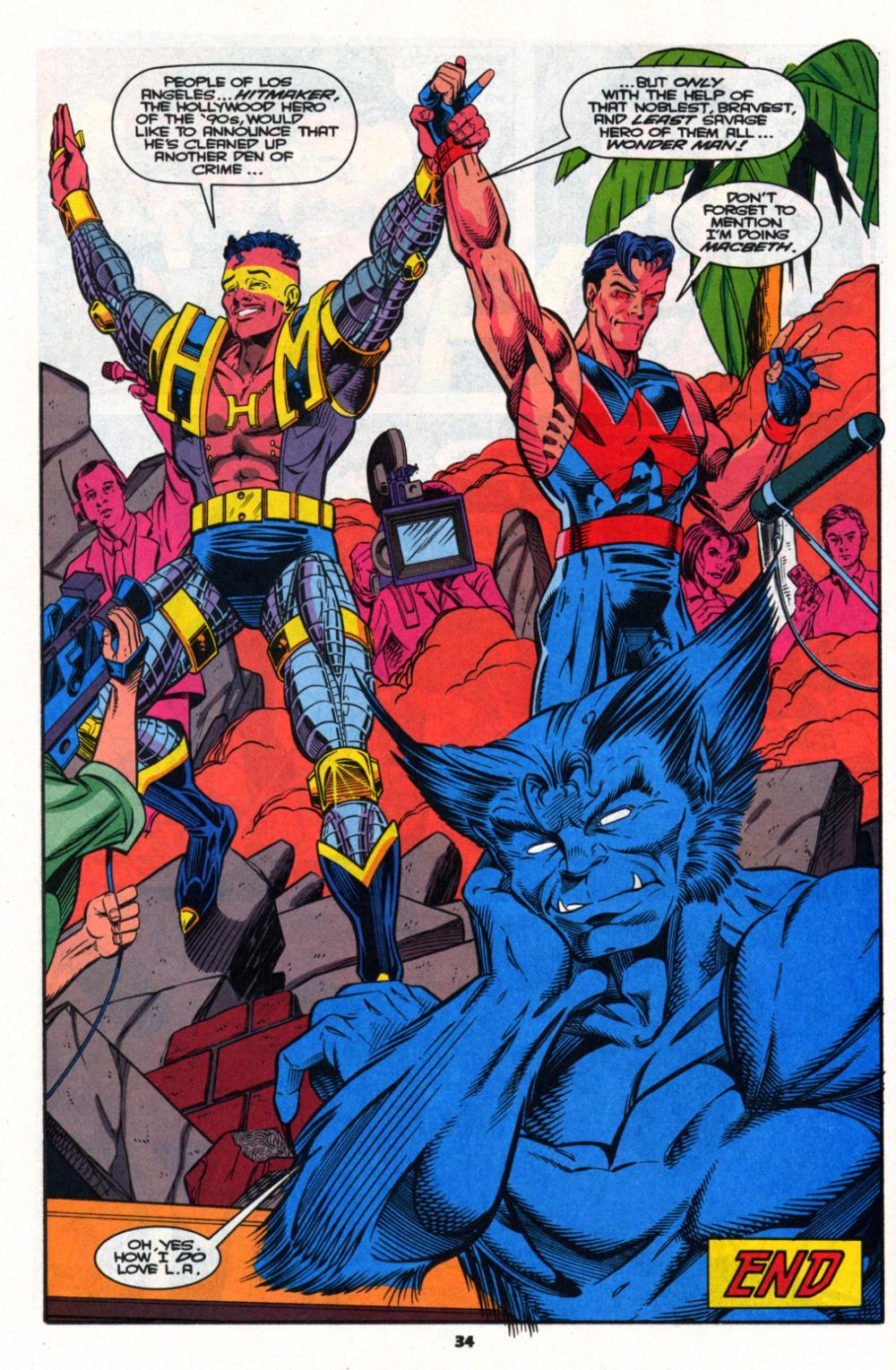 Read online Wonder Man (1991) comic -  Issue # _Annual 2 - 32