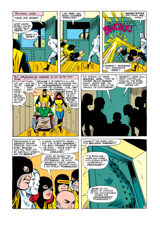 Uncanny X-Men (1963) 12 Page 18