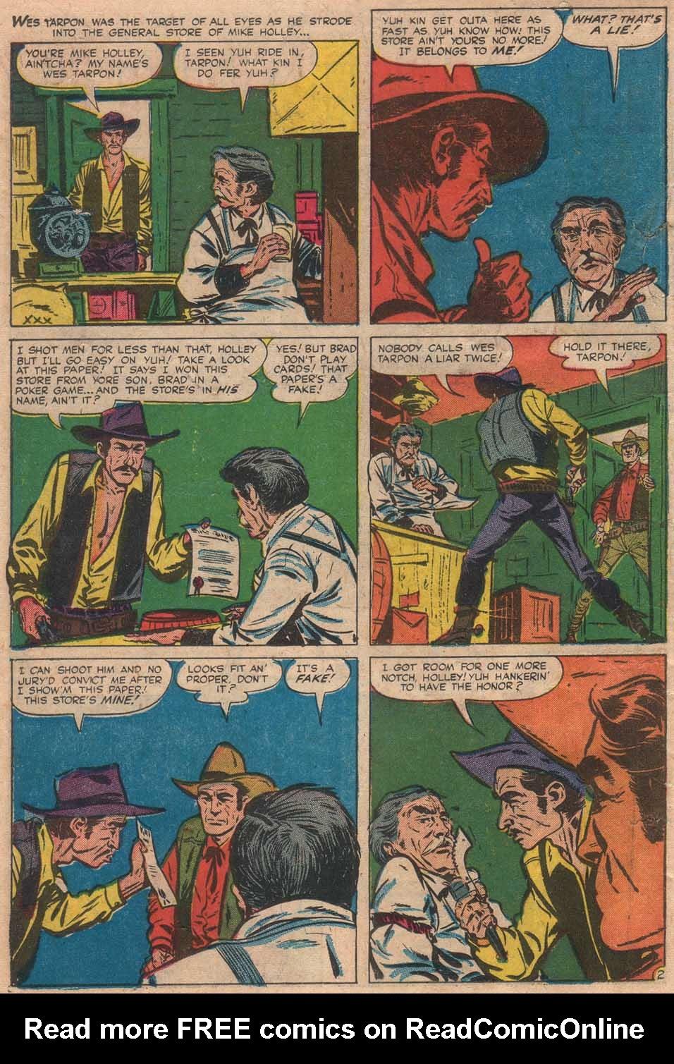 Read online Two-Gun Kid comic -  Issue #38 - 22