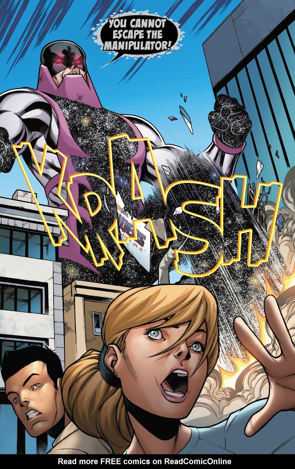 Read online Spider-Man/Deadpool comic -  Issue #50 - 5