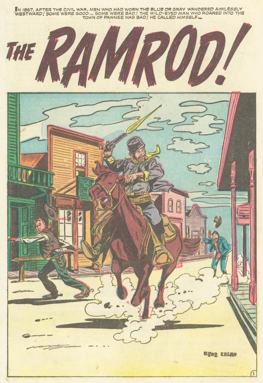 Kid Colt Outlaw issue 52 - Page 20