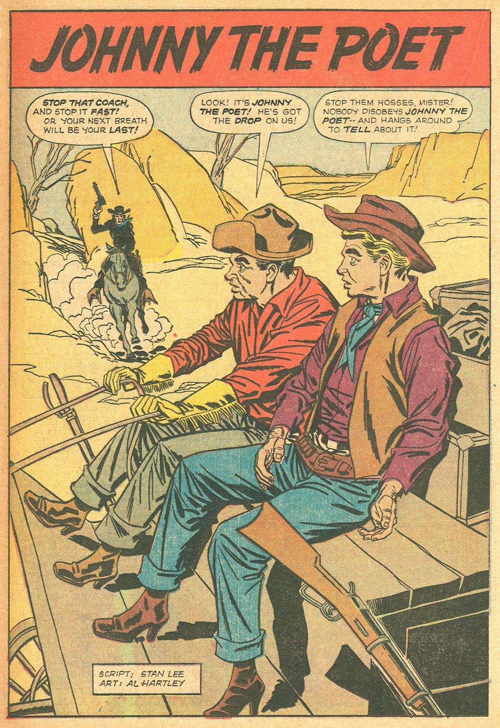 Read online Two-Gun Kid comic -  Issue #62 - 20