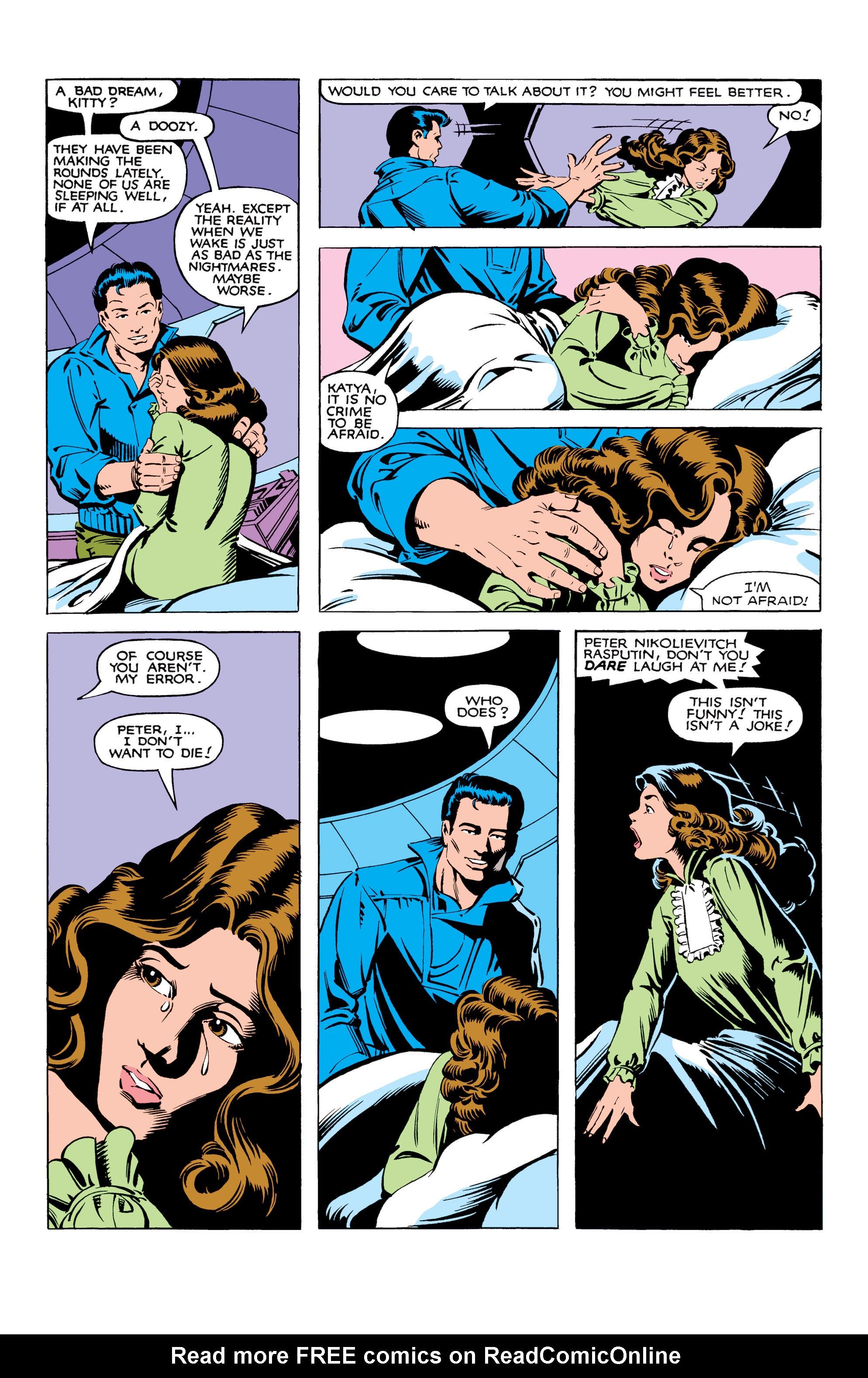 Read online Uncanny X-Men (1963) comic -  Issue #165 - 17