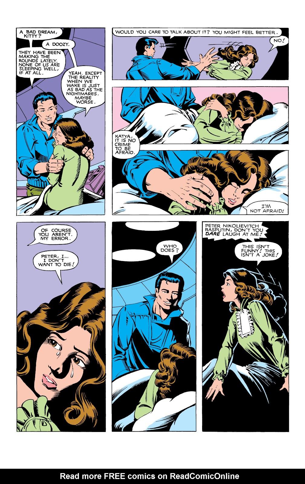 Uncanny X-Men (1963) issue 165 - Page 17