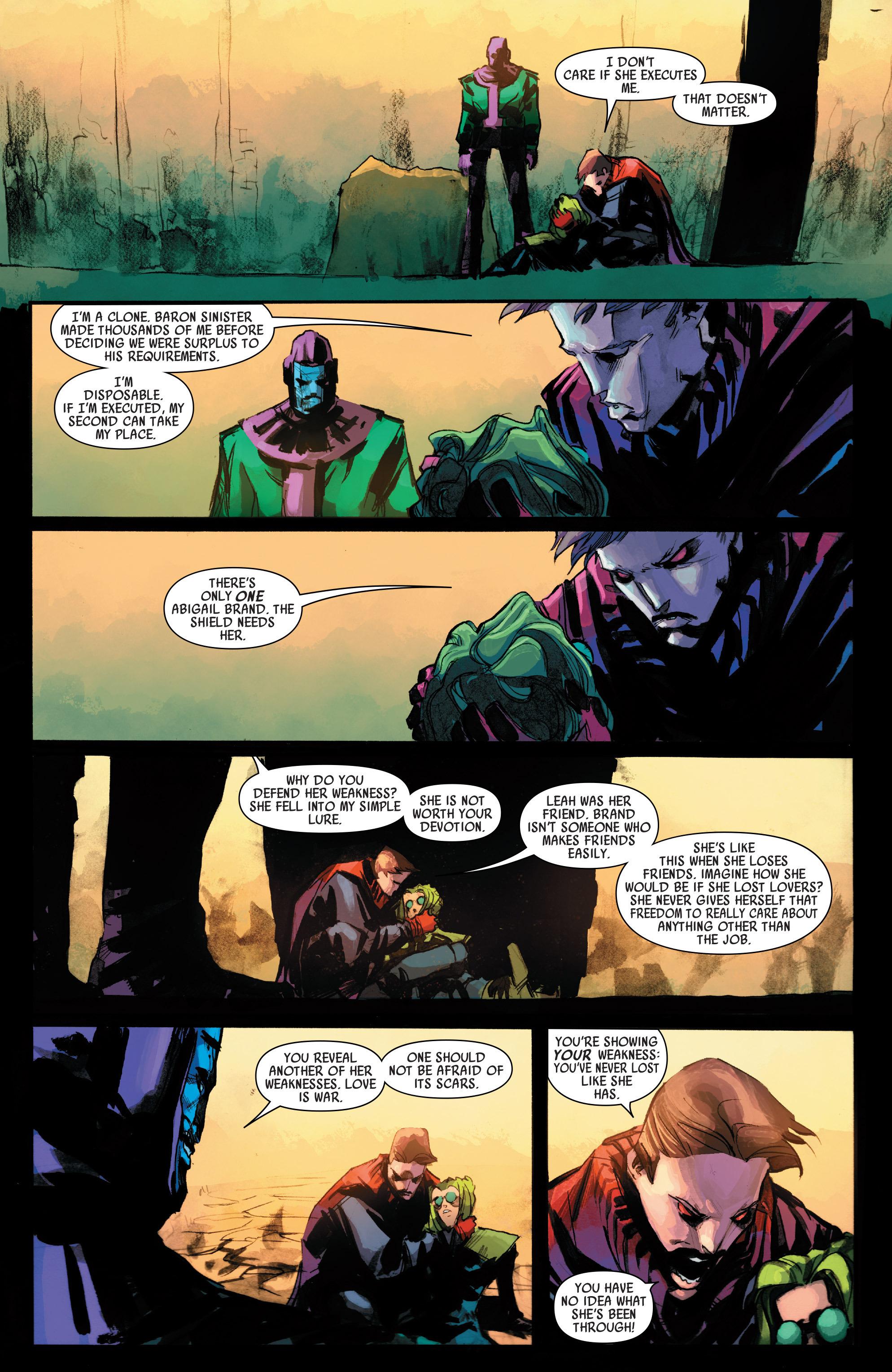 Read online Siege (2015) comic -  Issue #2 - 8