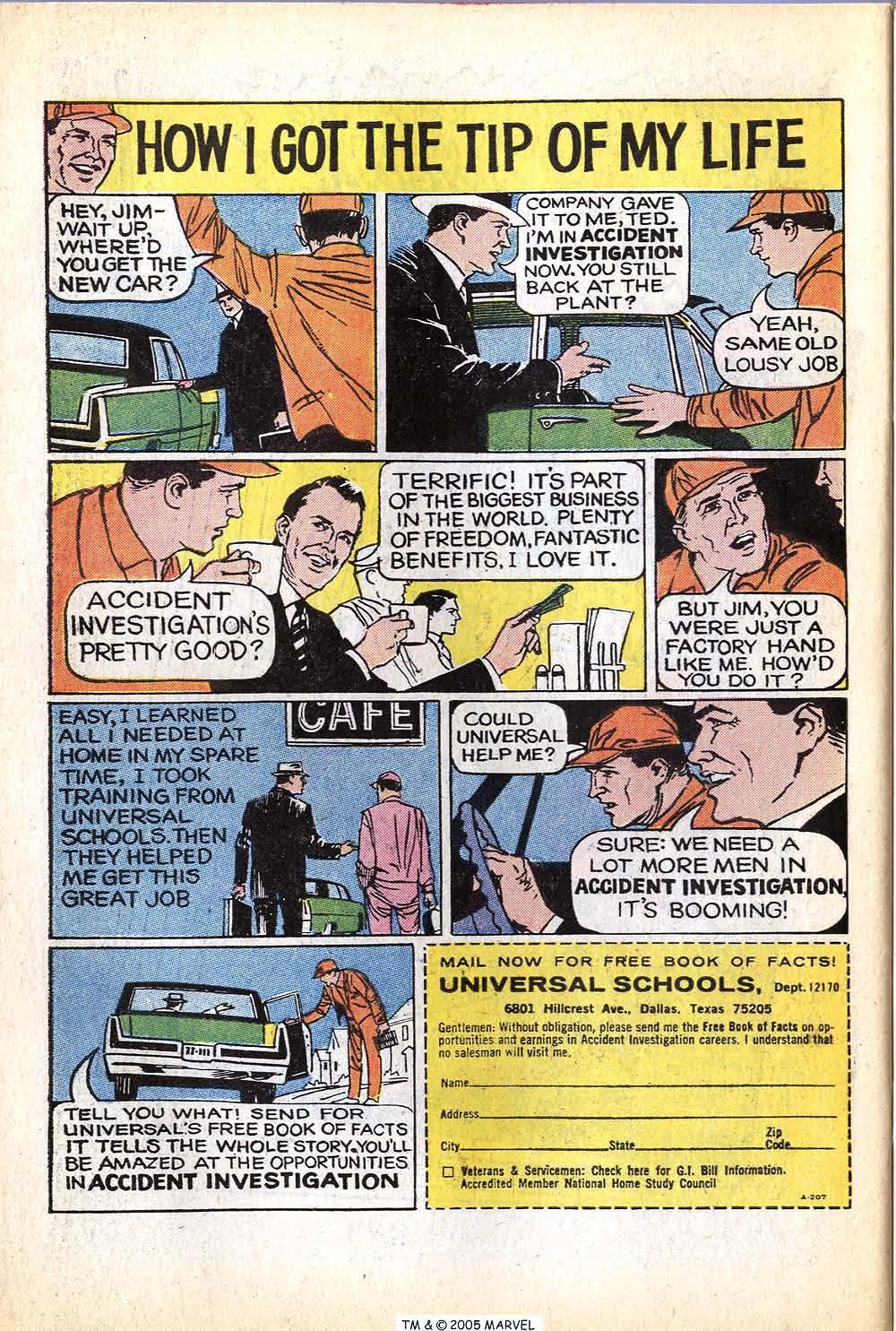 Uncanny X-Men (1963) 79 Page 33