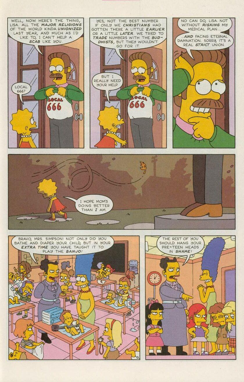 Read online Simpsons Comics comic -  Issue #49 - 14