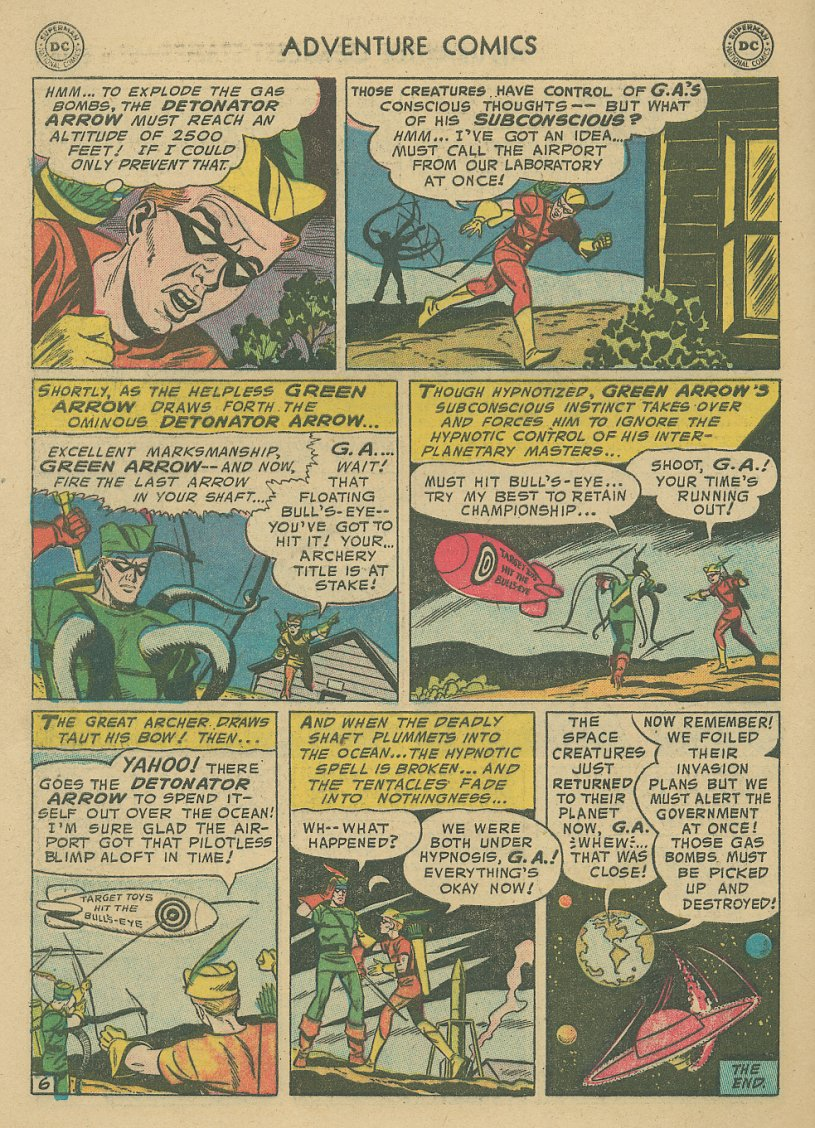 Read online Adventure Comics (1938) comic -  Issue #221 - 31