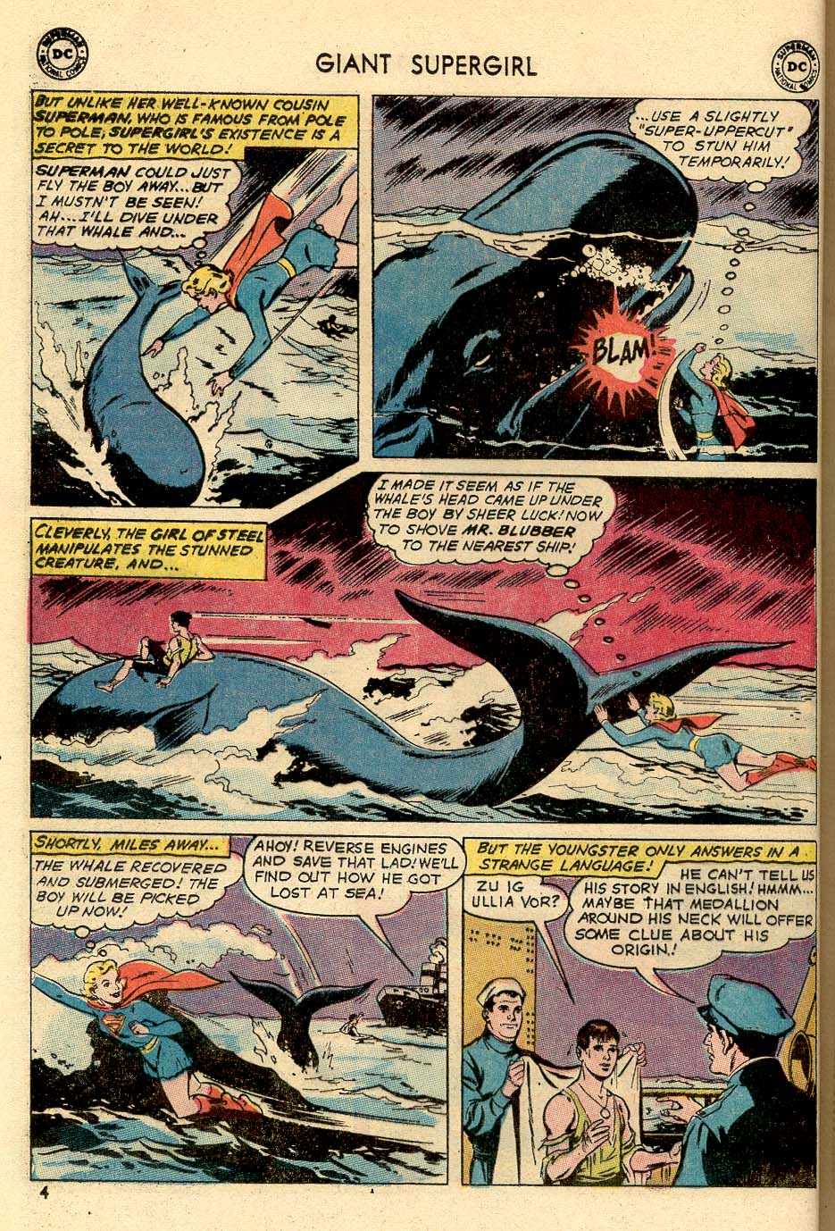 Action Comics (1938) 347 Page 5