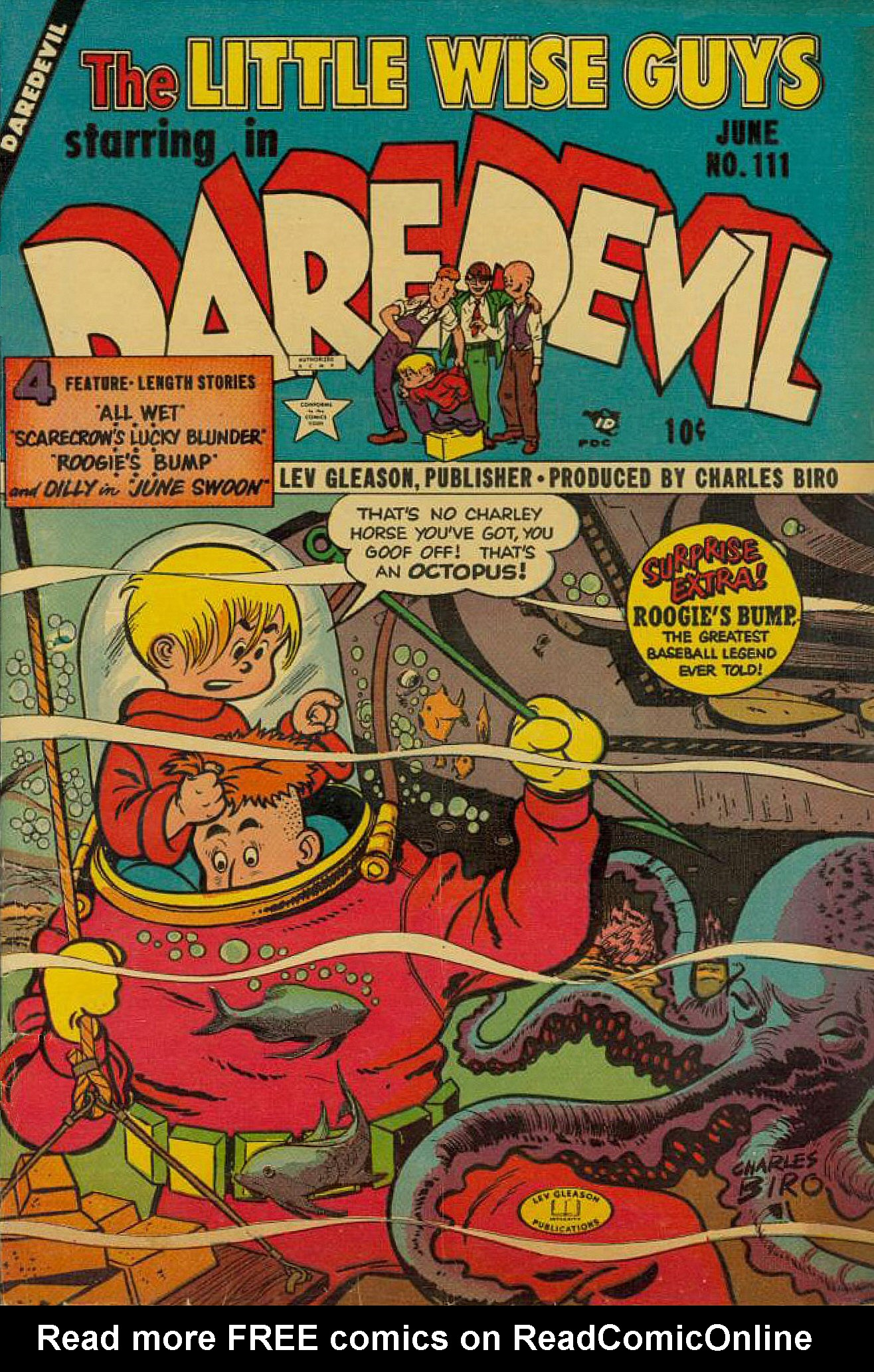 Daredevil (1941) 111 Page 1