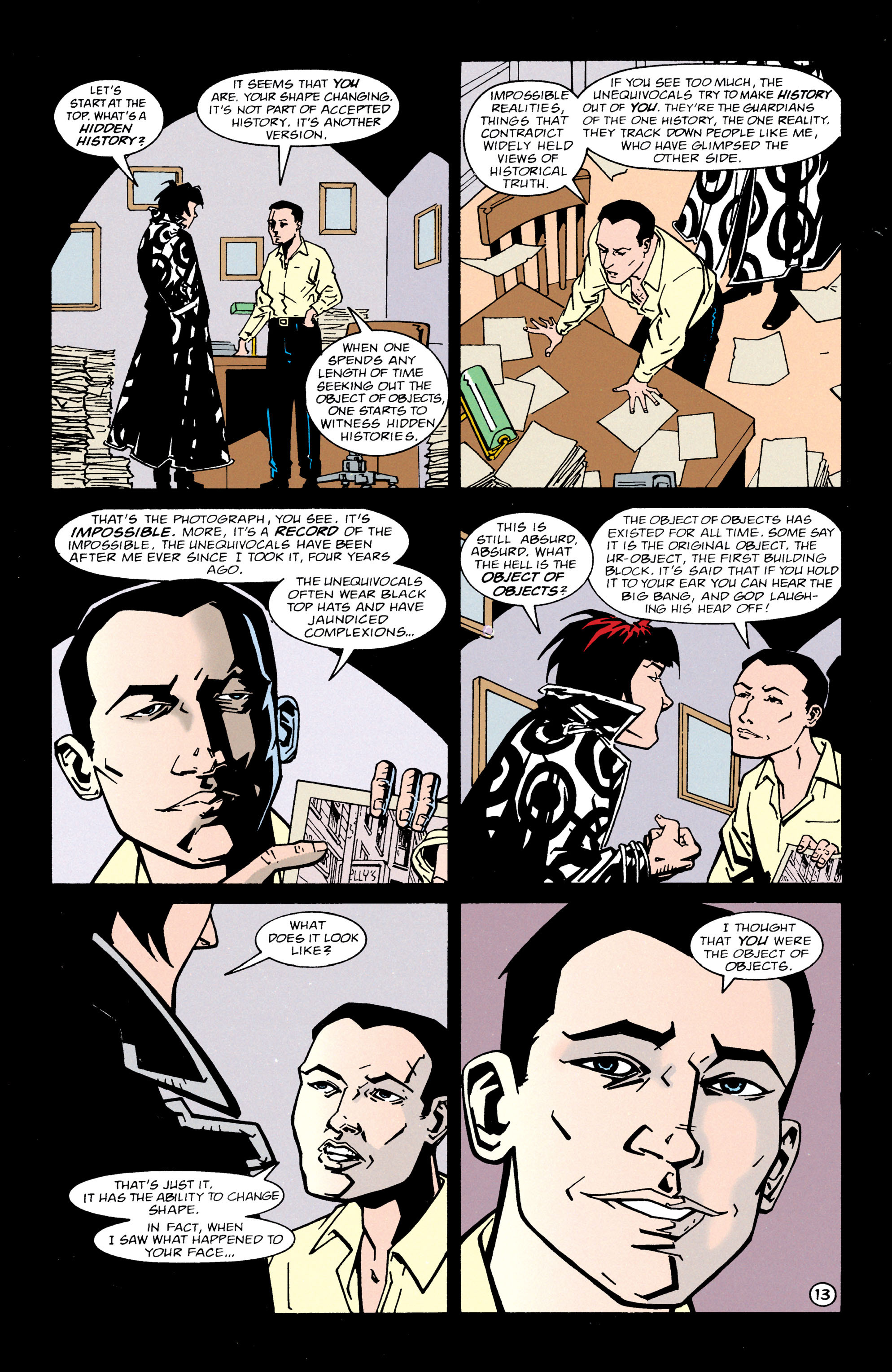 Read online Shade, the Changing Man comic -  Issue #65 - 14
