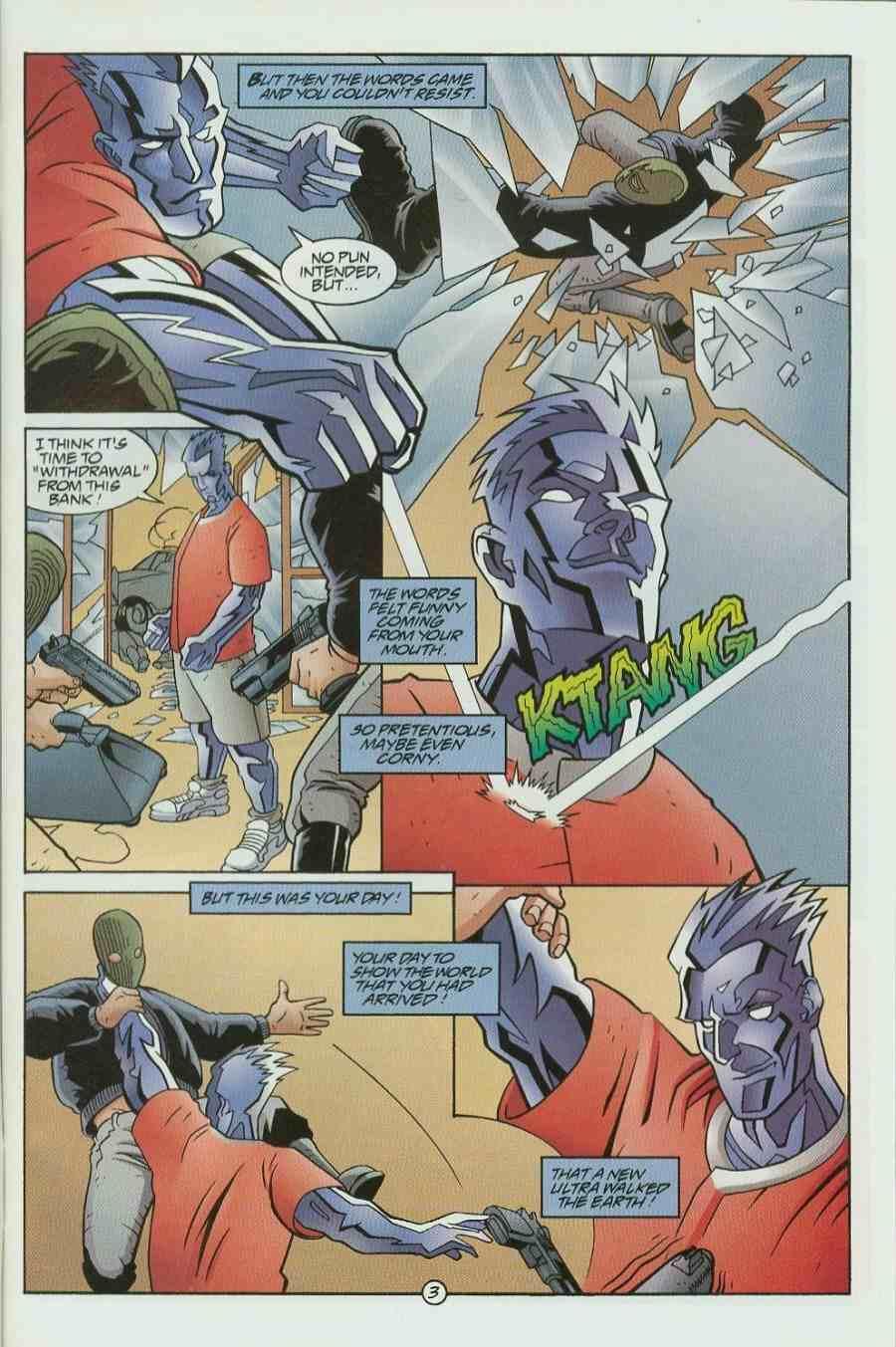 Read online Ultraverse Premiere comic -  Issue #6 - 5