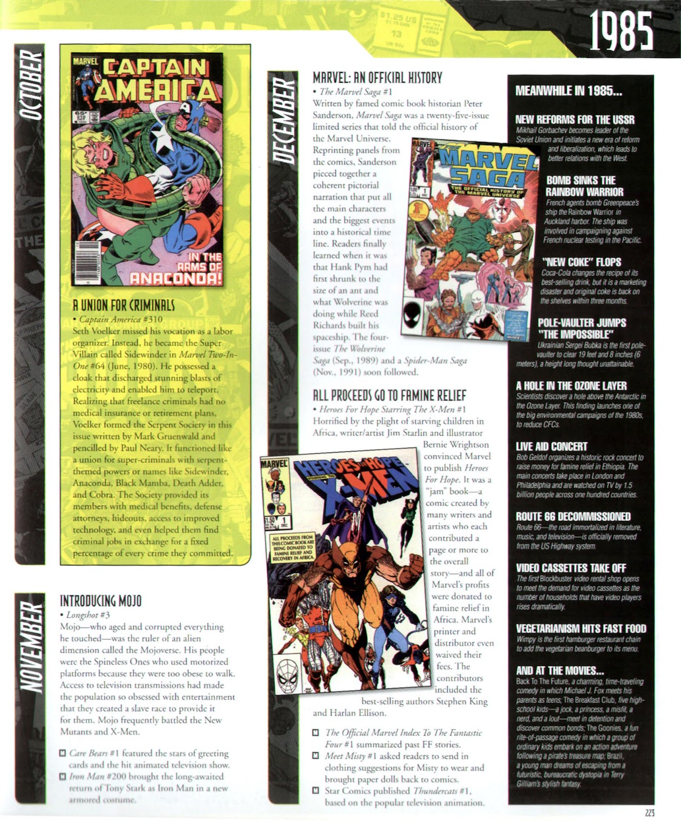 Read online Marvel Chronicle comic -  Issue # TPB (Part 3) - 21