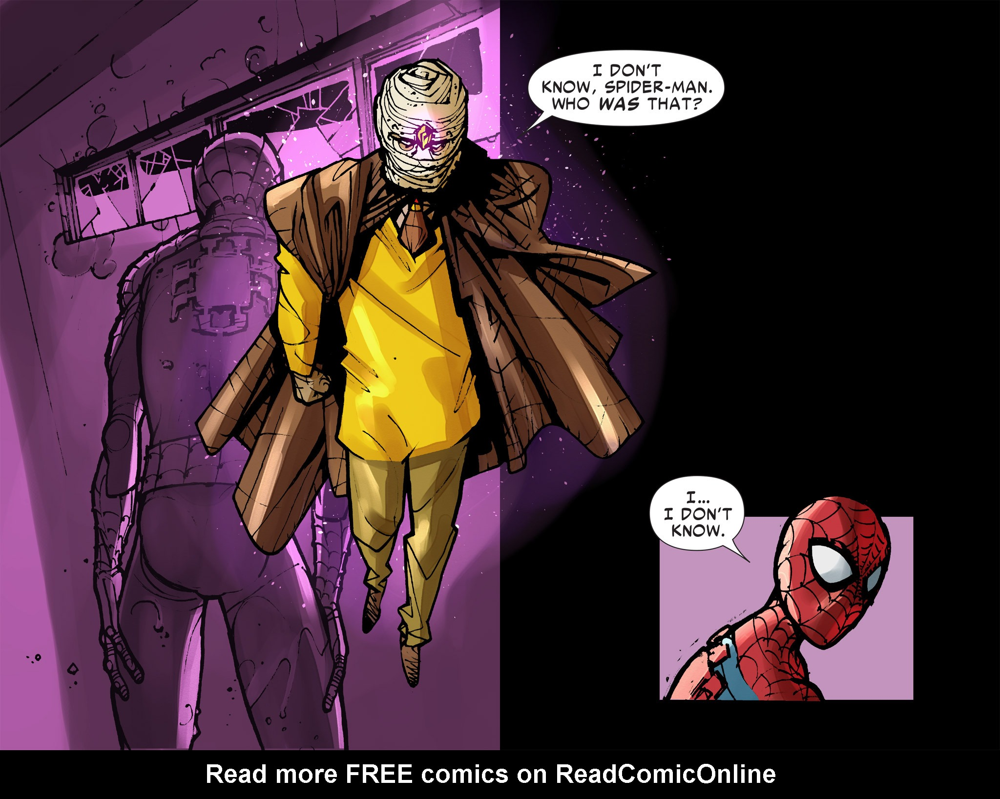 Read online Amazing Spider-Man: Who Am I? comic -  Issue # Full (Part 2) - 159