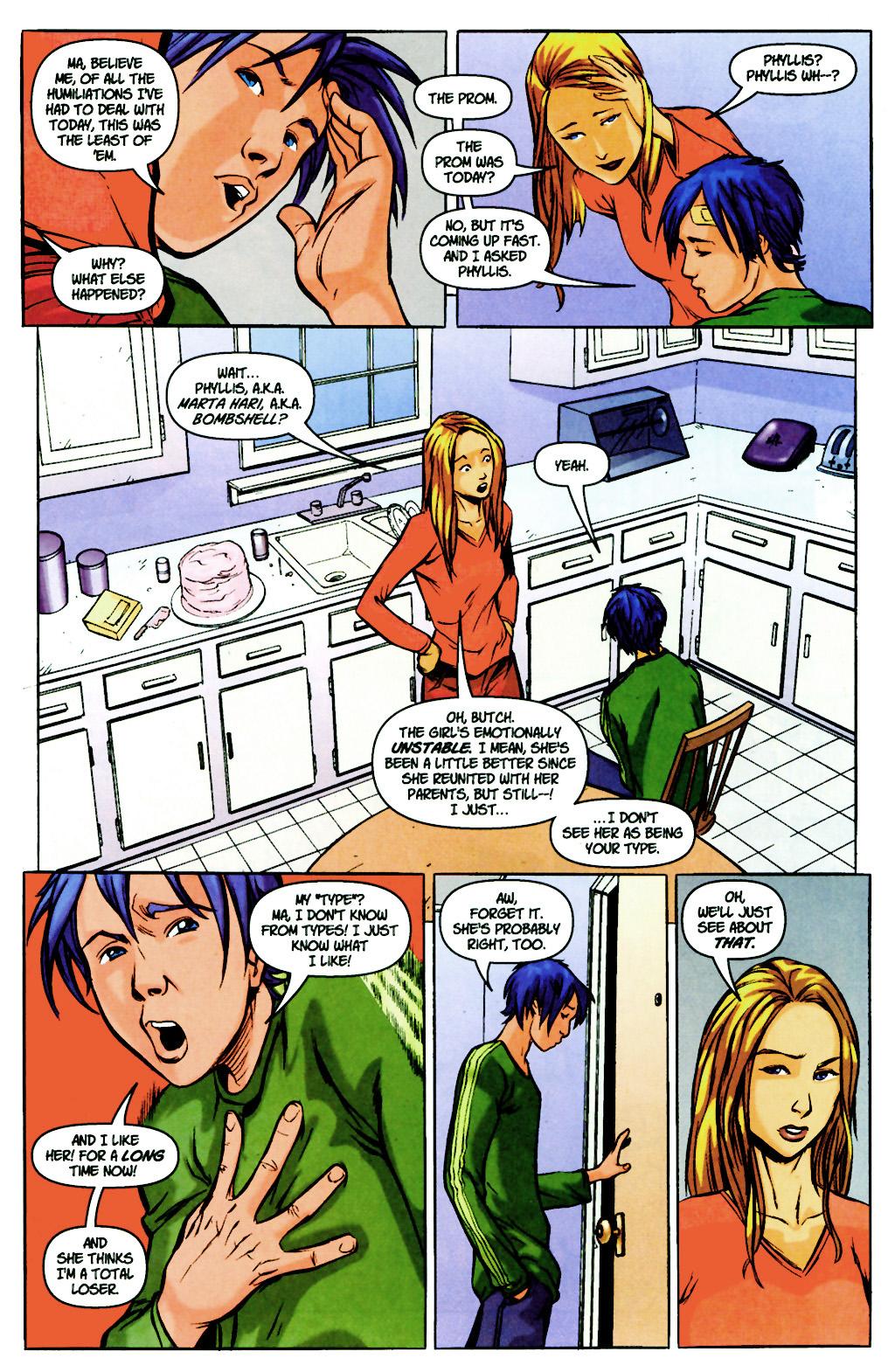 Read online SpyBoy: Final Exam comic -  Issue #2 - 6