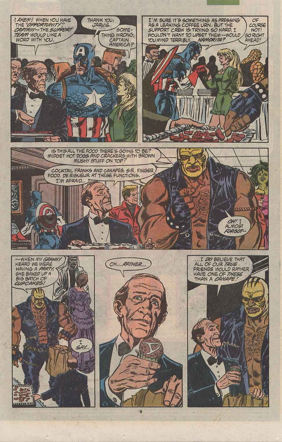 The Avengers (1963) 332 Page 7