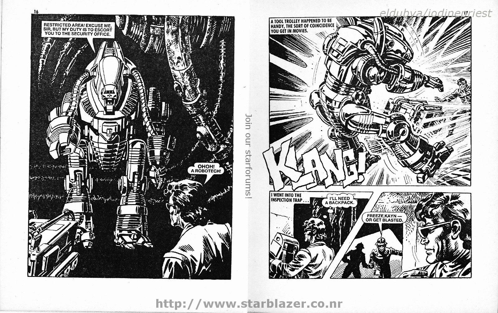 Starblazer issue 199 - Page 10