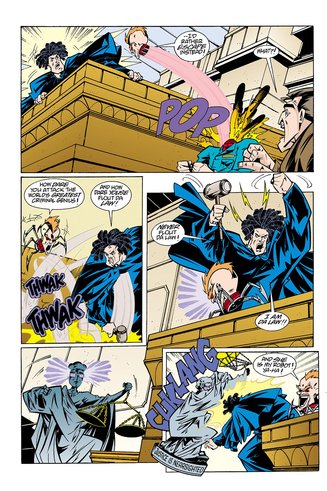 Read online Adventures Of The Mask Omnibus comic -  Issue #Adventures Of The Mask Omnibus Full - 346