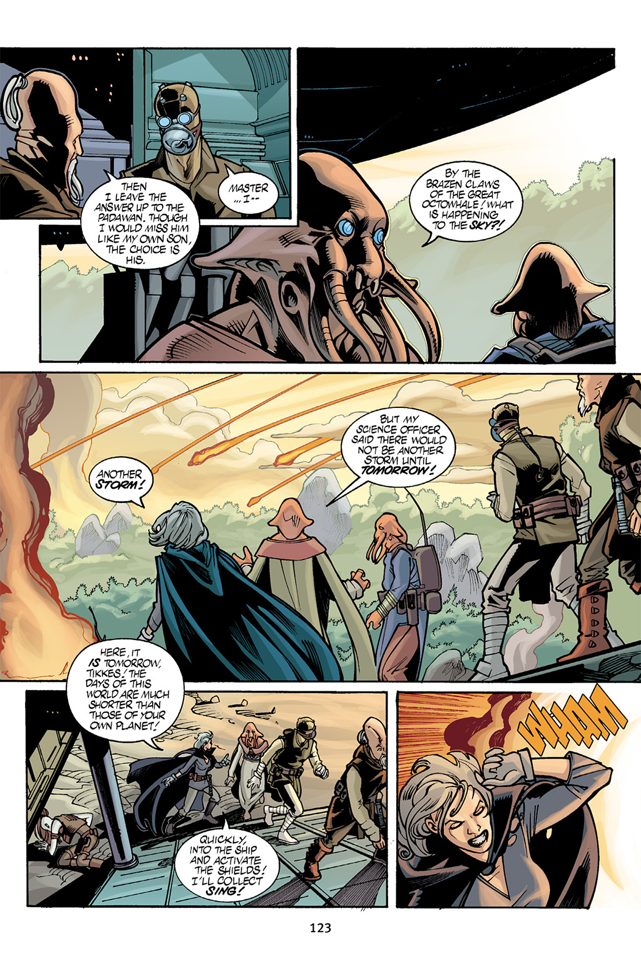 Read online Star Wars Omnibus comic -  Issue # Vol. 10 - 122