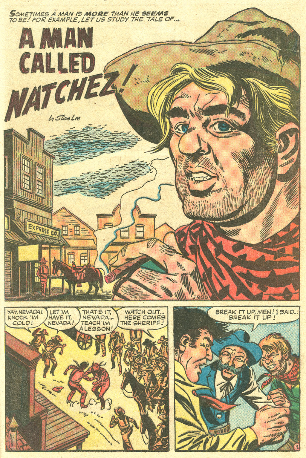 Read online Two-Gun Kid comic -  Issue #32 - 21