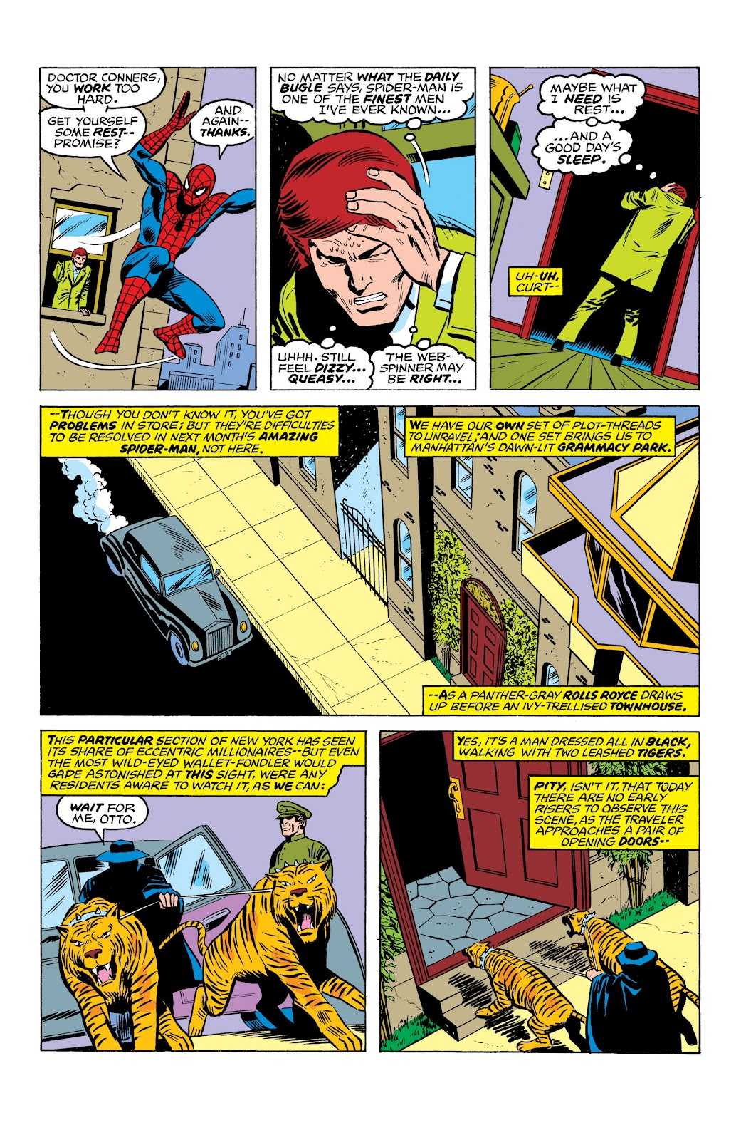 Read online Marvel Masterworks: The Spectacular Spider-Man comic -  Issue # TPB (Part 1) - 29