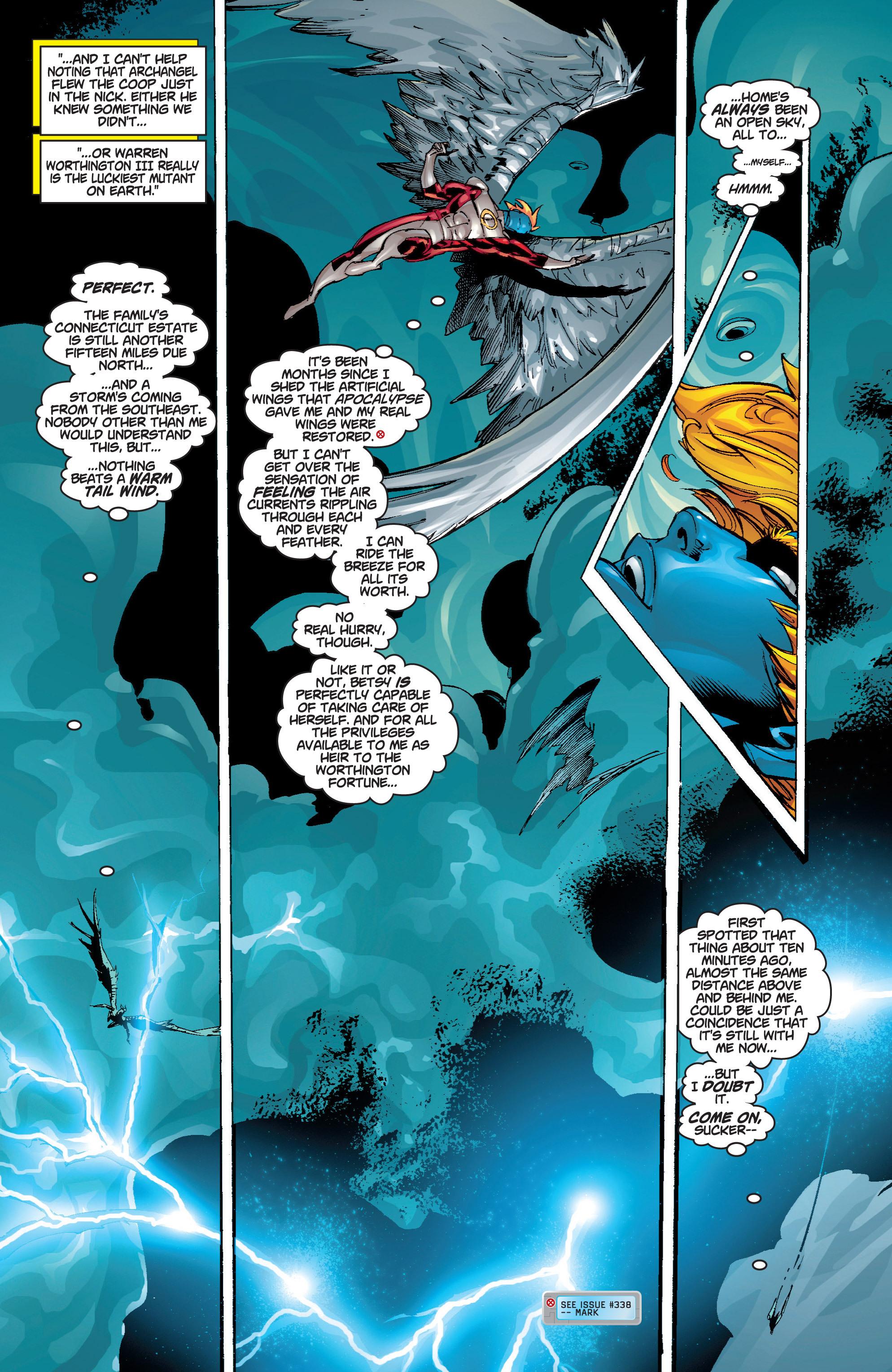 Read online Uncanny X-Men (1963) comic -  Issue #375 - 16