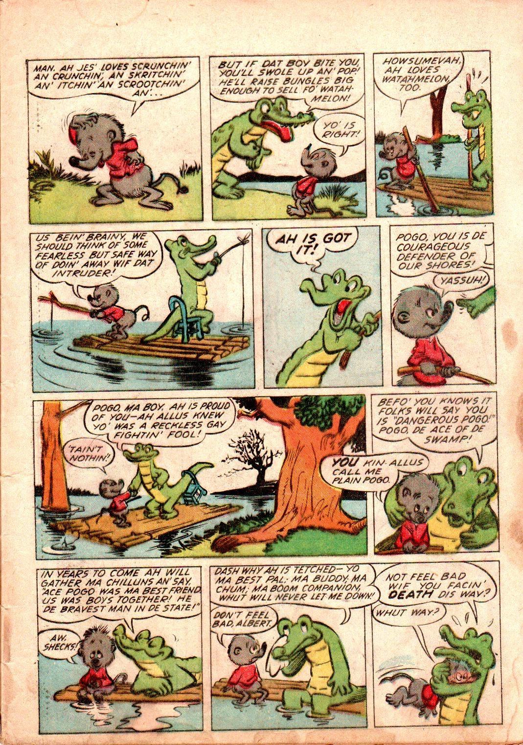 Read online Animal Comics comic -  Issue #19 - 13