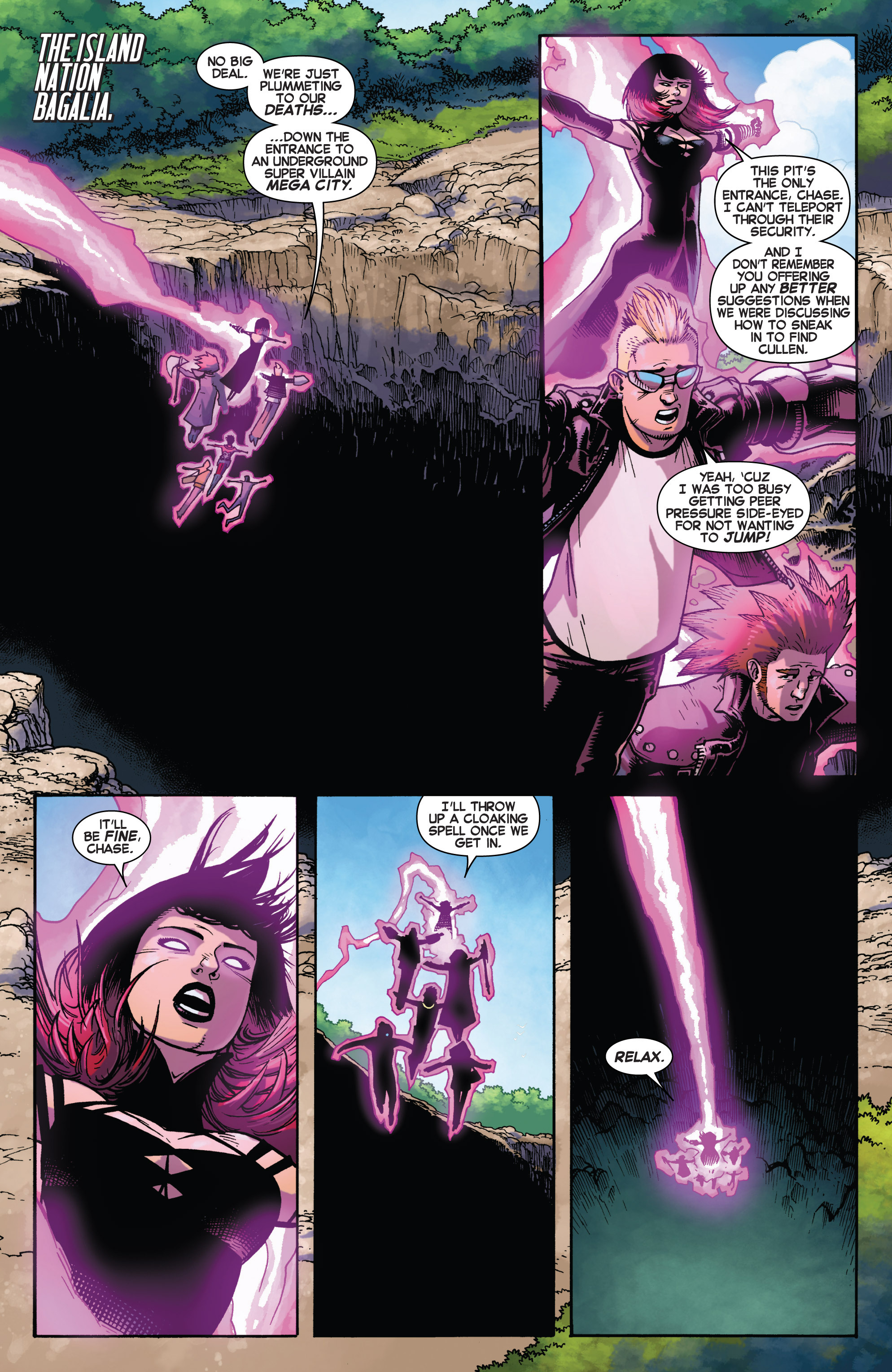 Read online Avengers Undercover comic -  Issue #2 - 3